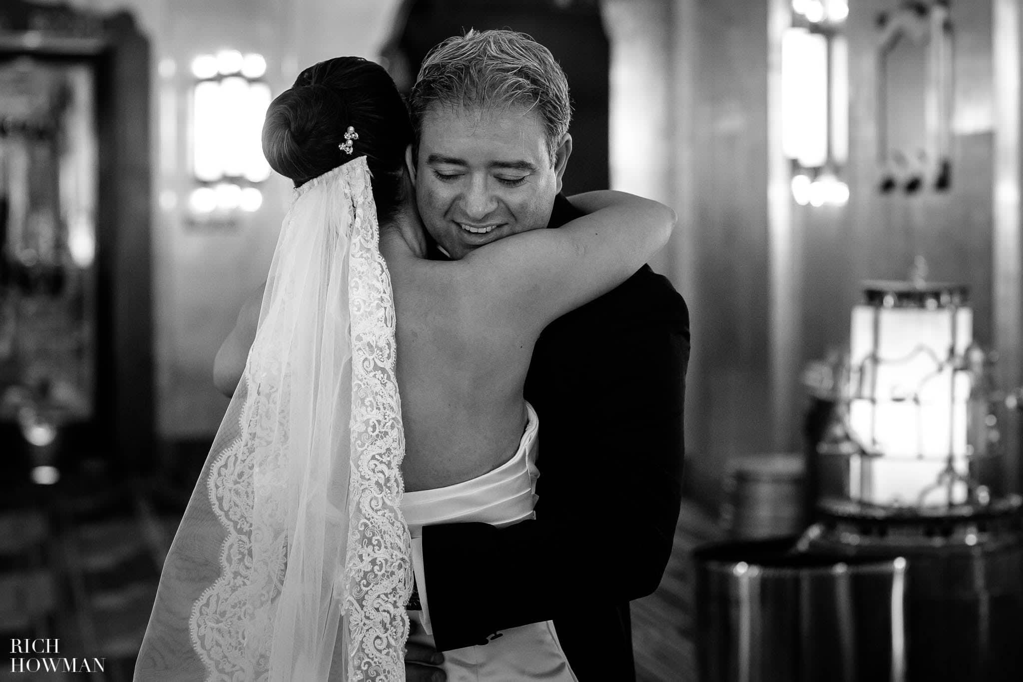 Sheraton Grand Park Lane Wedding Photographer 12