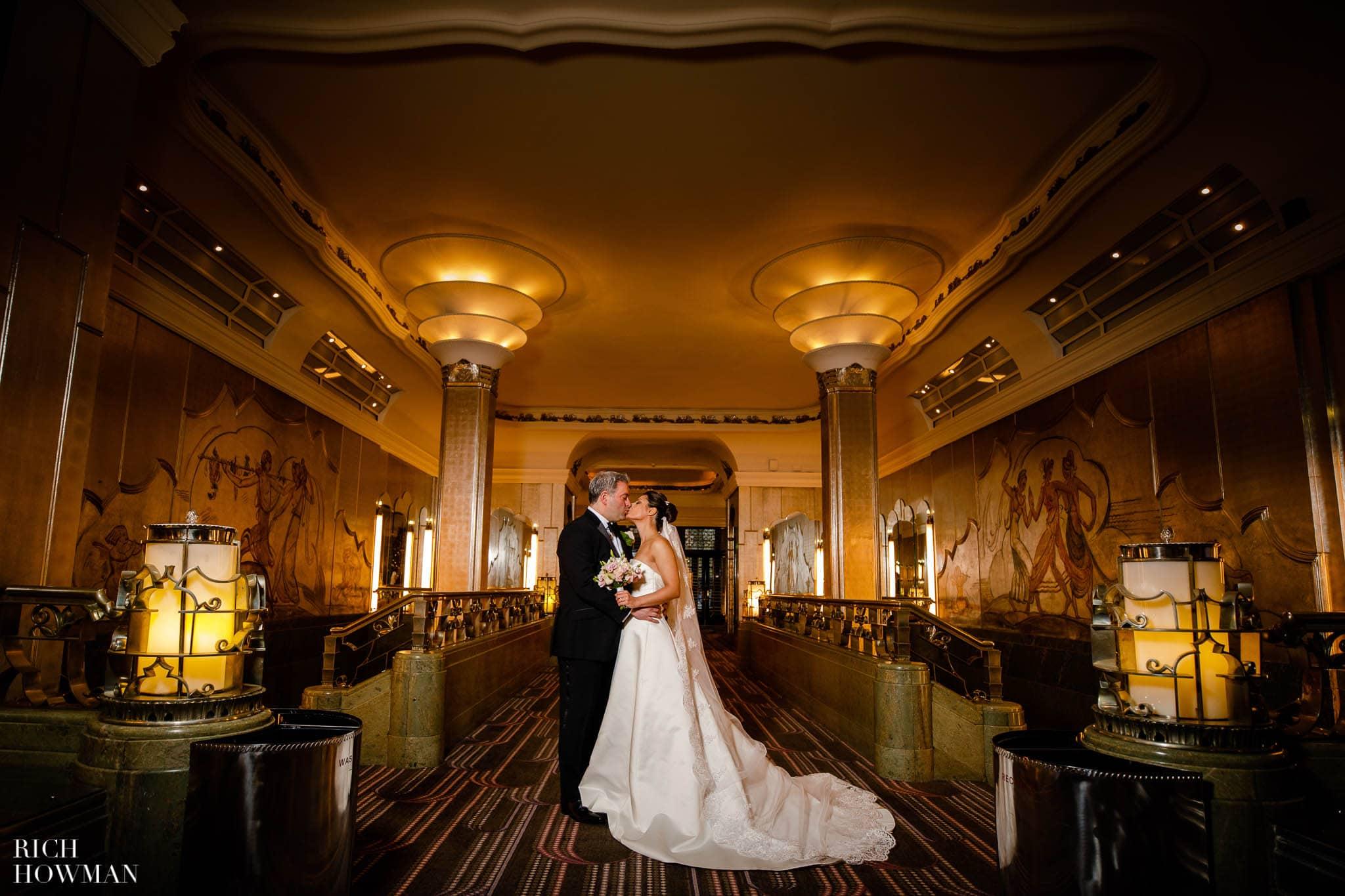 Sheraton Grand Park Lane Wedding Photographer 13