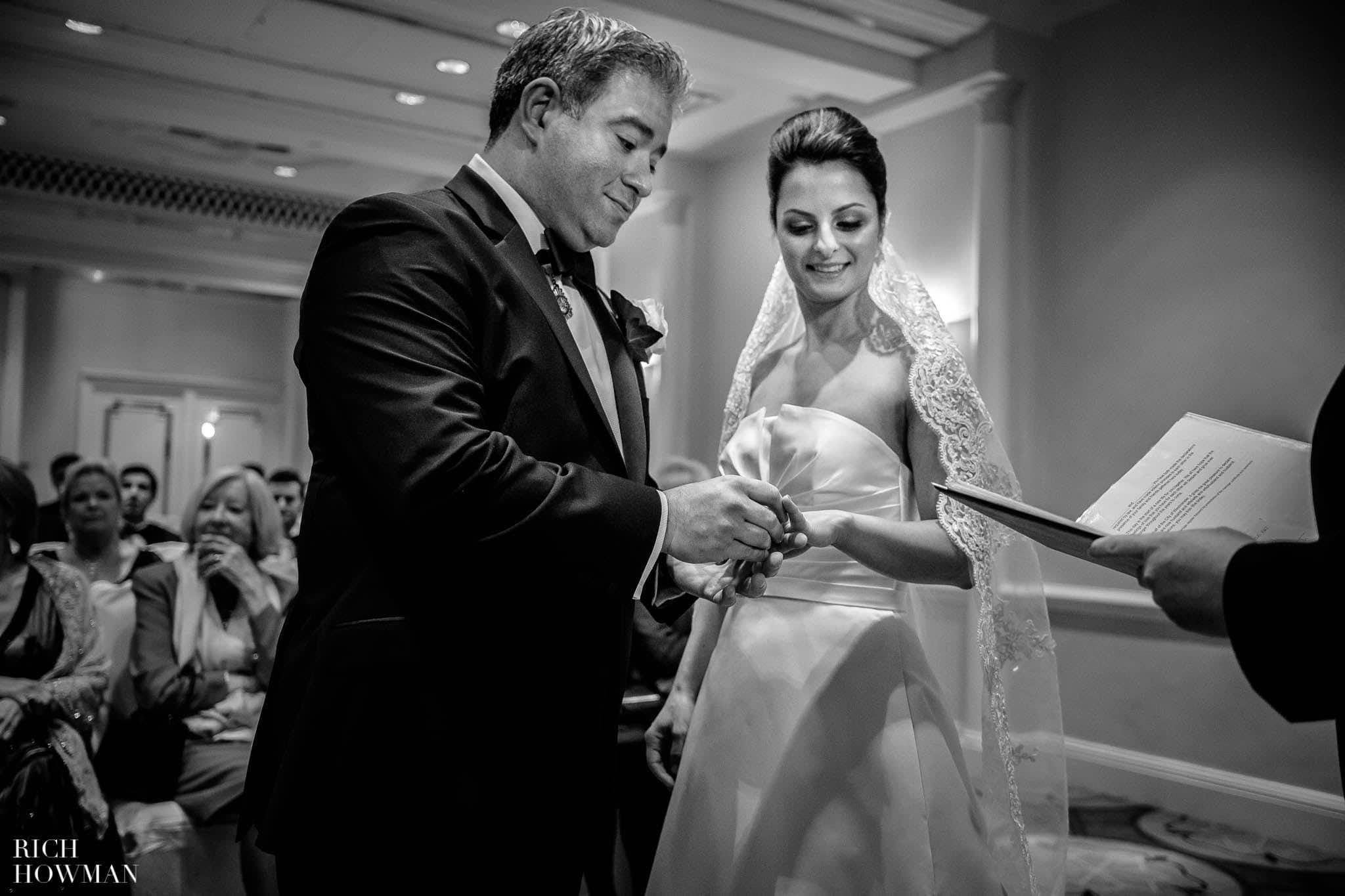 Sheraton Grand Park Lane Wedding Photographer 22