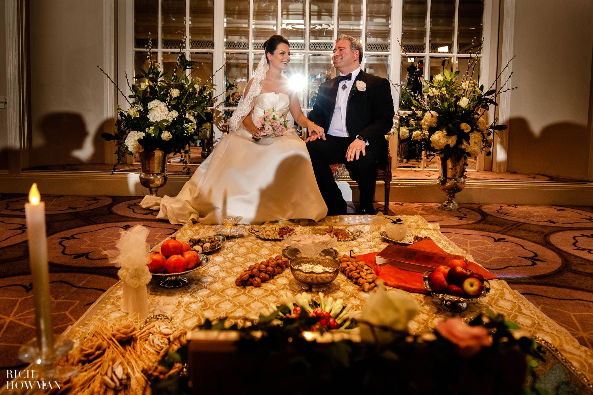 Sheraton Grand Park Lane Wedding Photographer 43