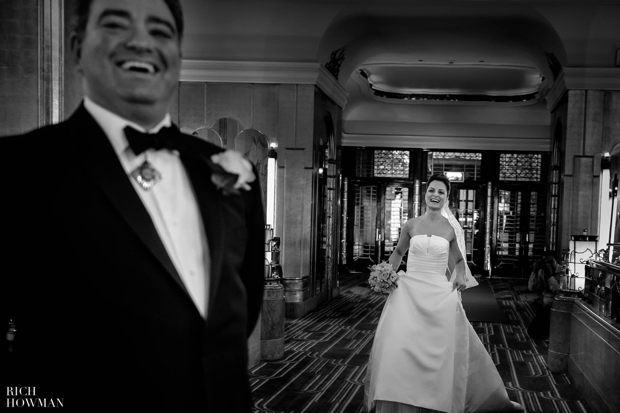 Sheraton Grand Park Lane Wedding Photographer 8