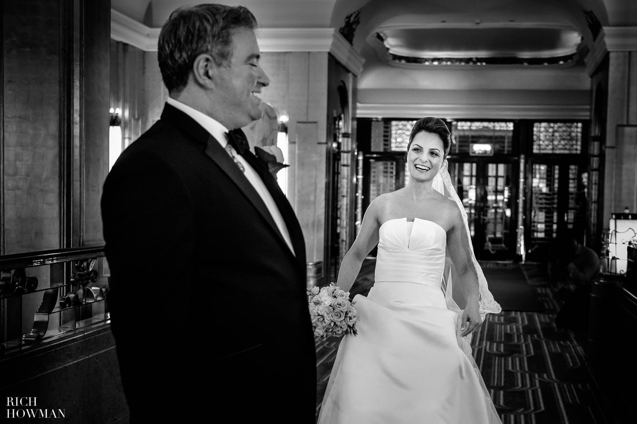 Sheraton Grand Park Lane Wedding Photographer 9