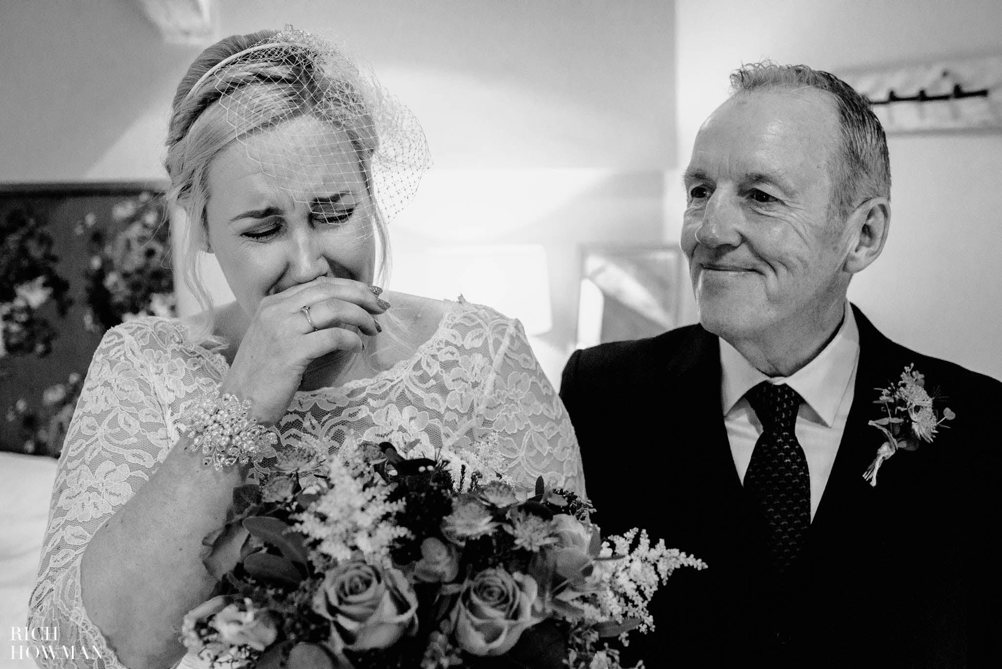 Folly Farm Centre Wedding Photographers - Outdoor Wedding Ceremony