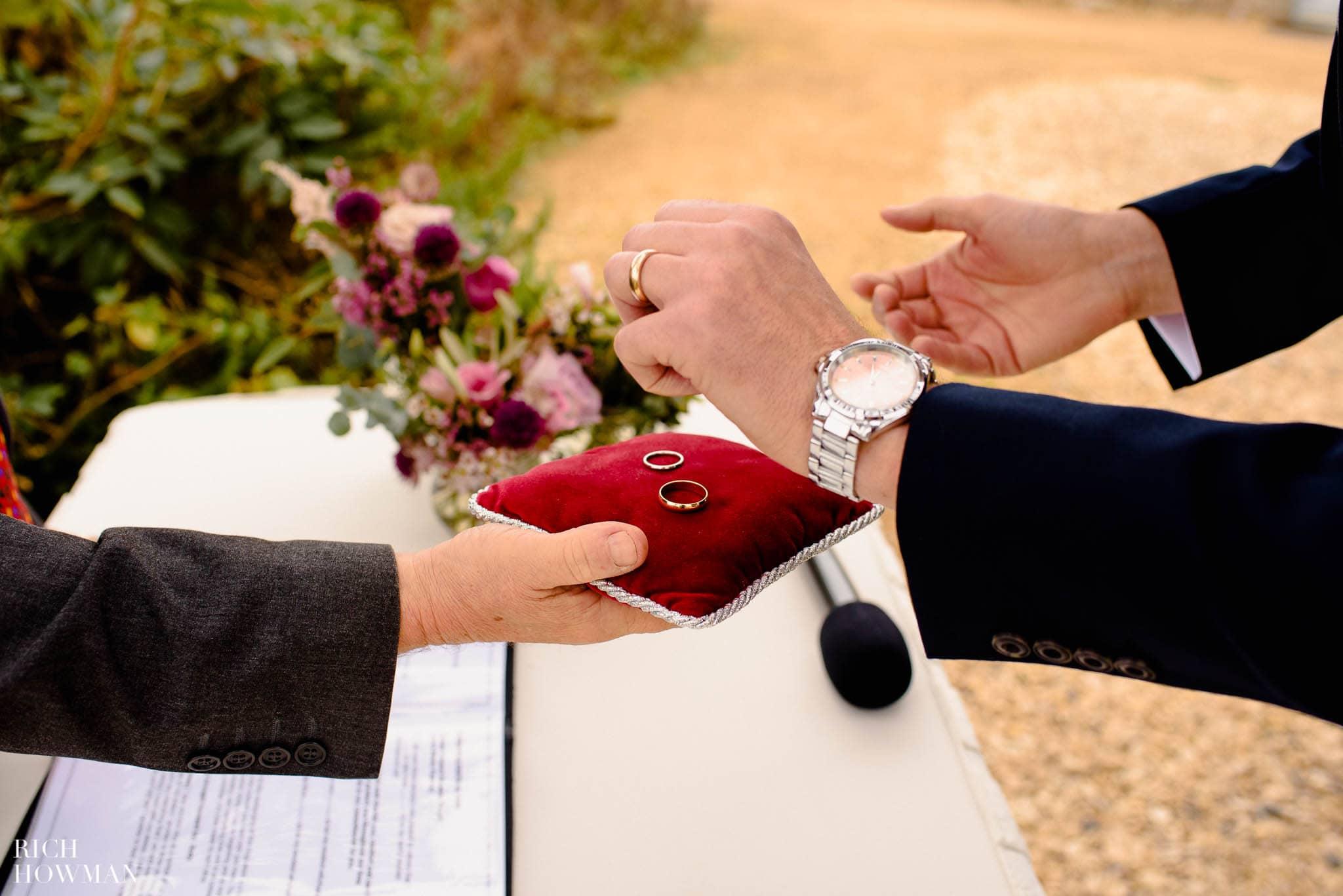 Folly Farm Centre Wedding Photographer