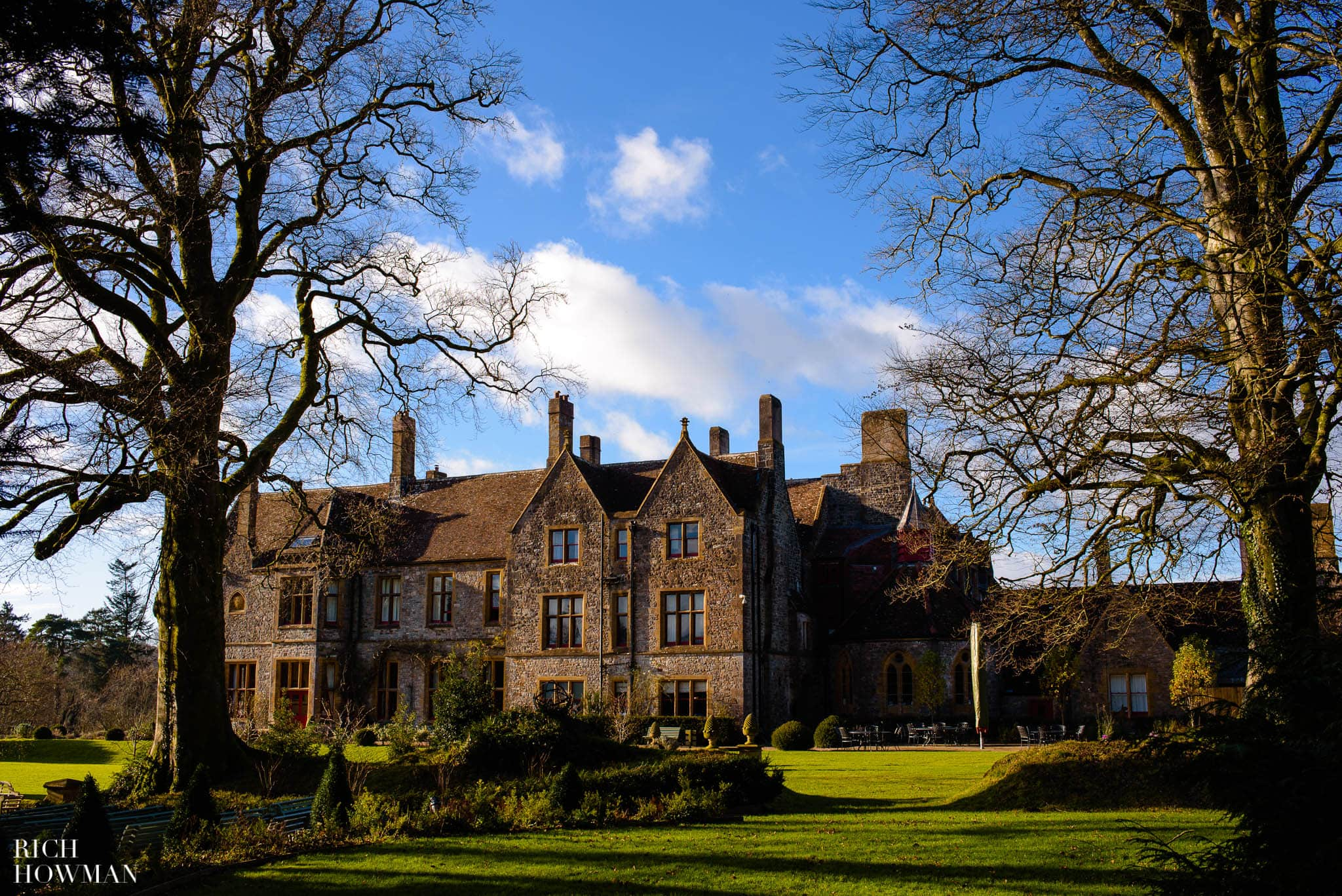 Huntsham Court Wedding Venue in Devon