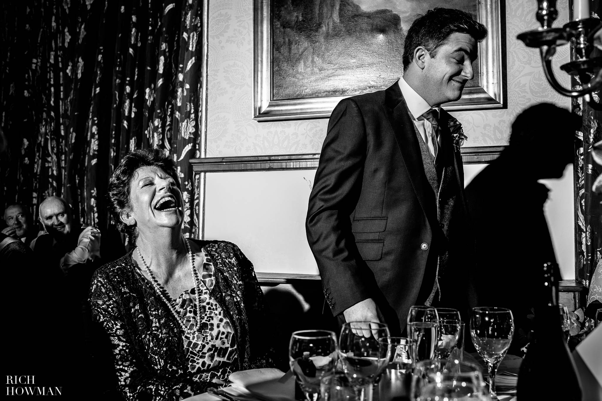 Huntsham Court Wedding Photographer 8
