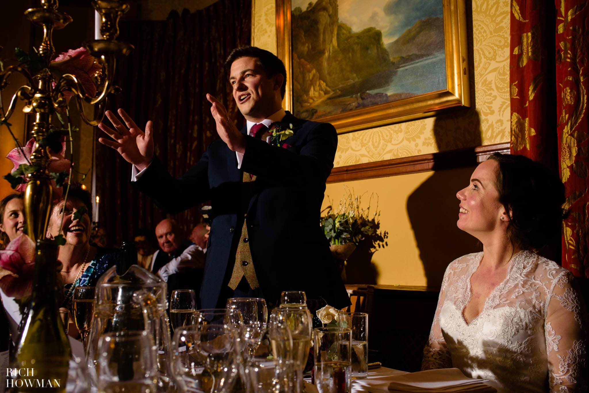 Huntsham Court Wedding Photographer 9