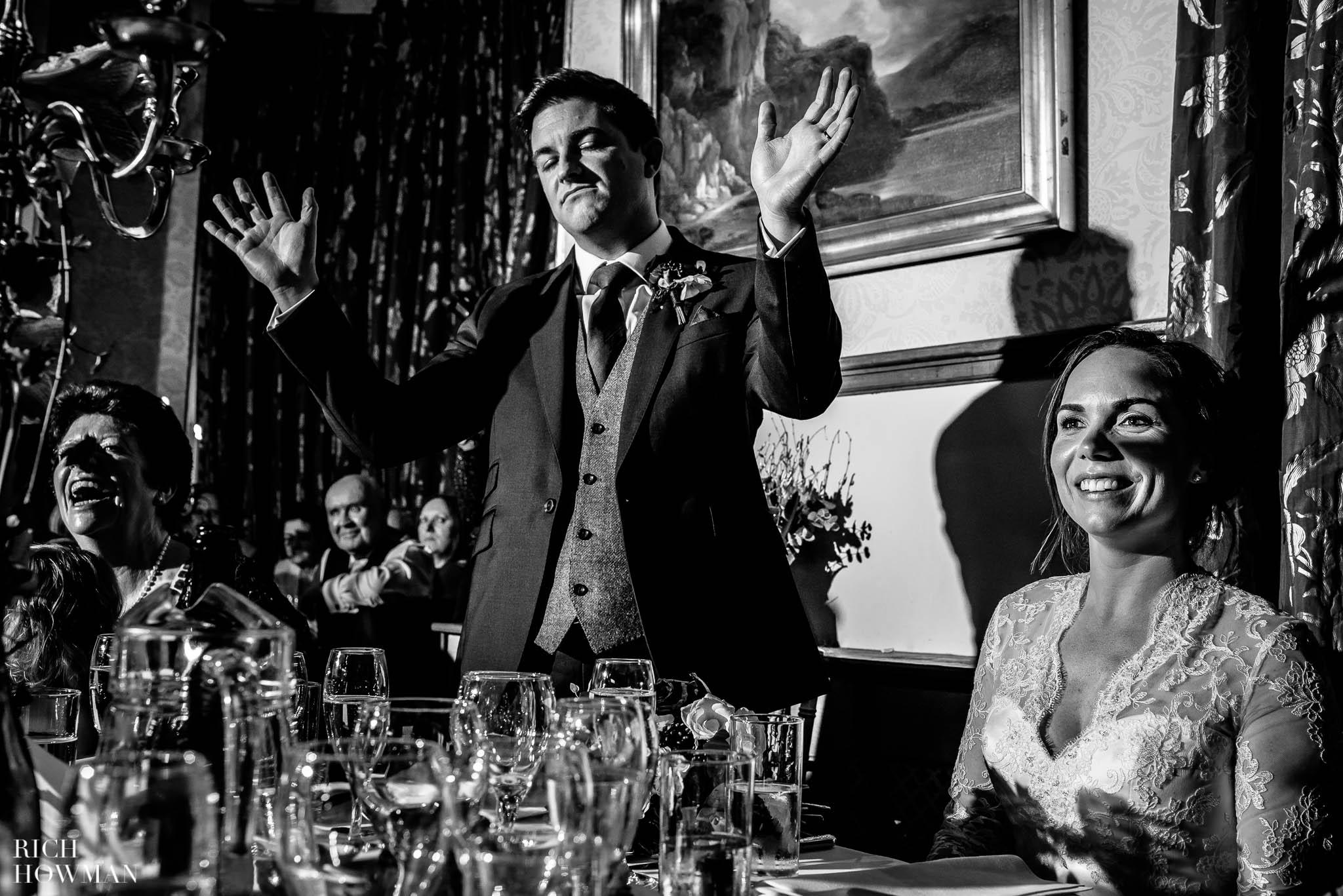 Huntsham Court Wedding Photographer 10