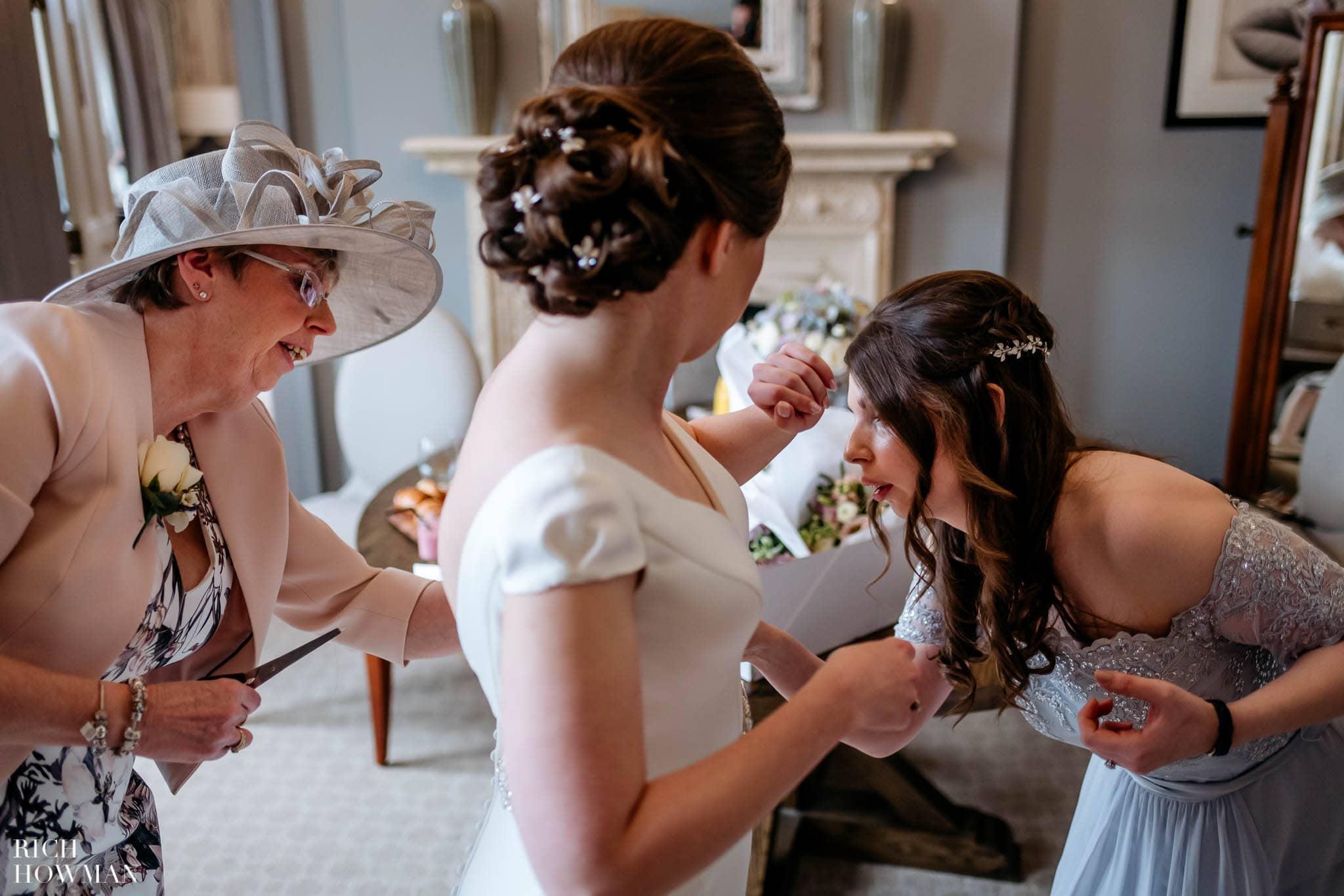 Clevedon Hall Wedding 32