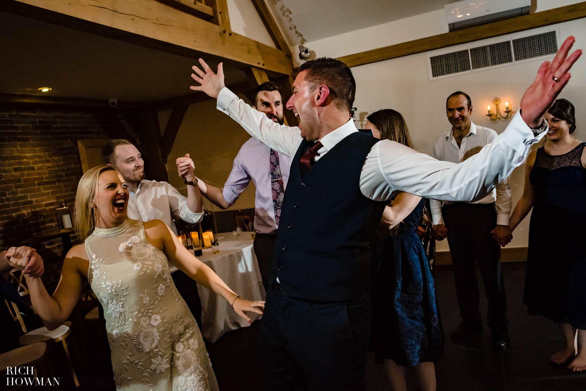 Mythe Barn Wedding Photographer Leicestershire 106