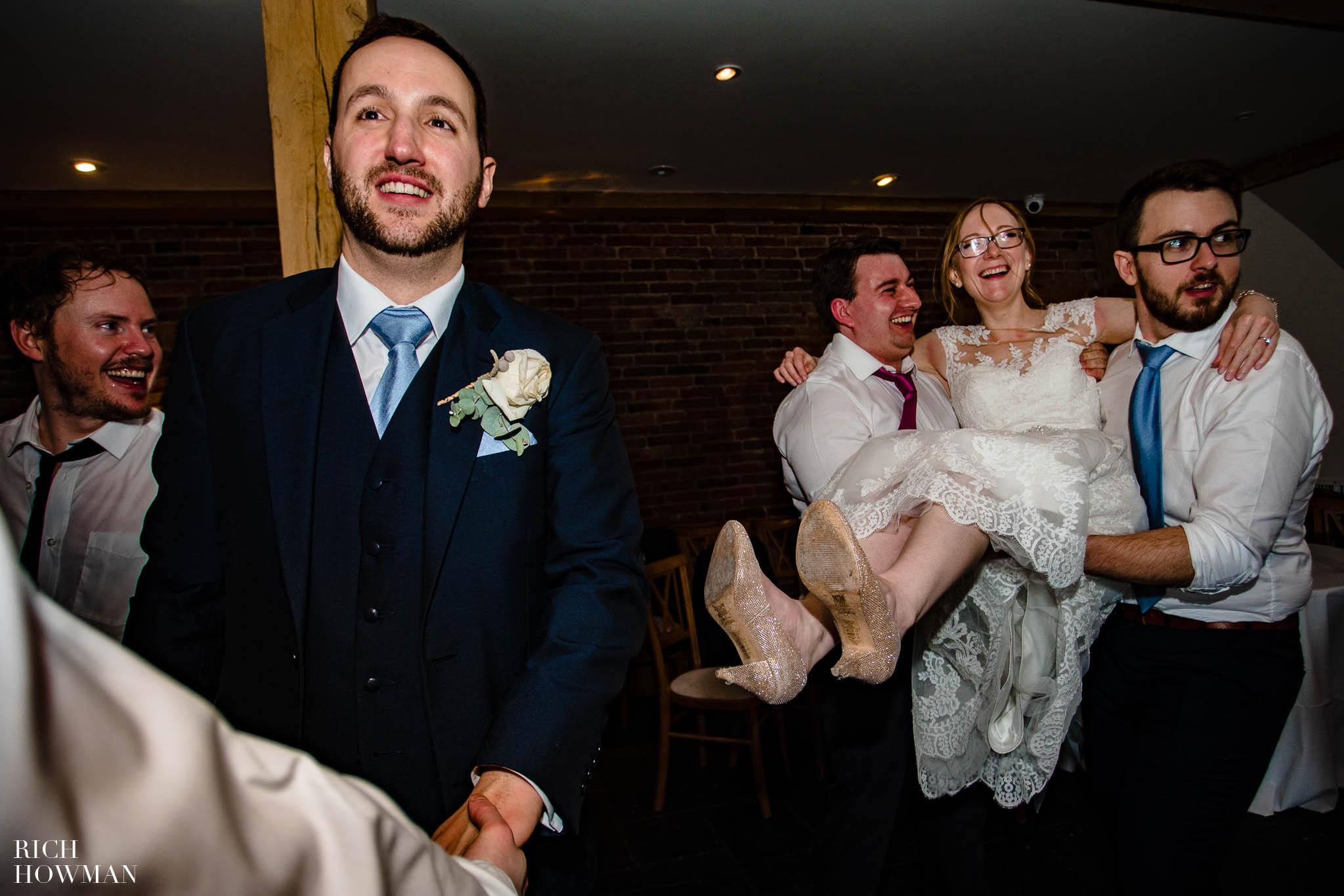 Mythe Barn Wedding Photographer Leicestershire 107