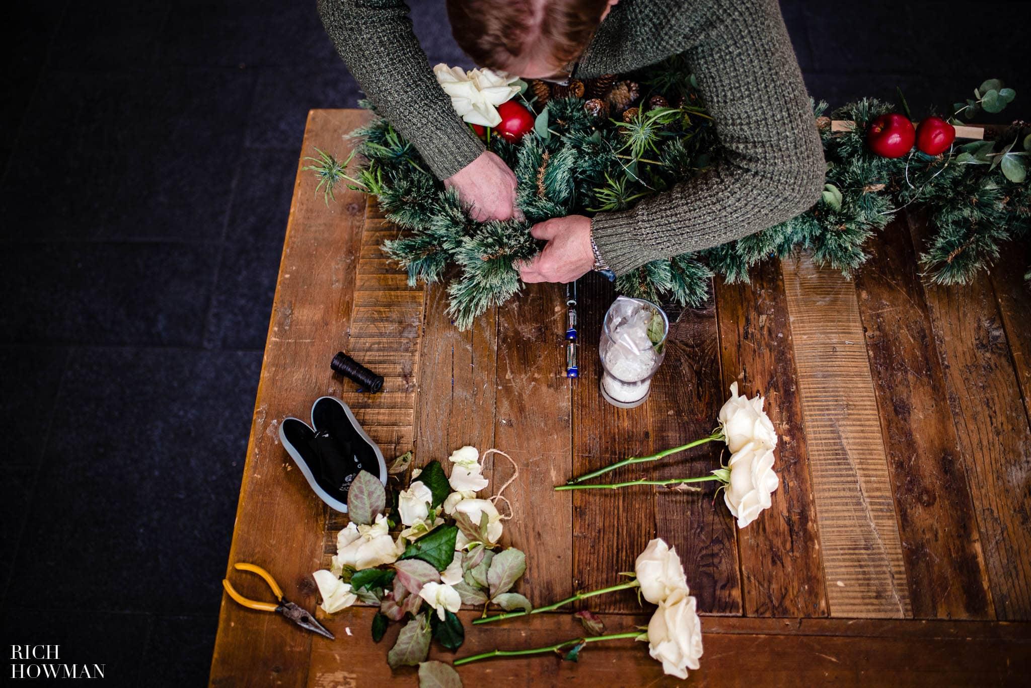 Mythe Barn Wedding Photographer Leicestershire 14