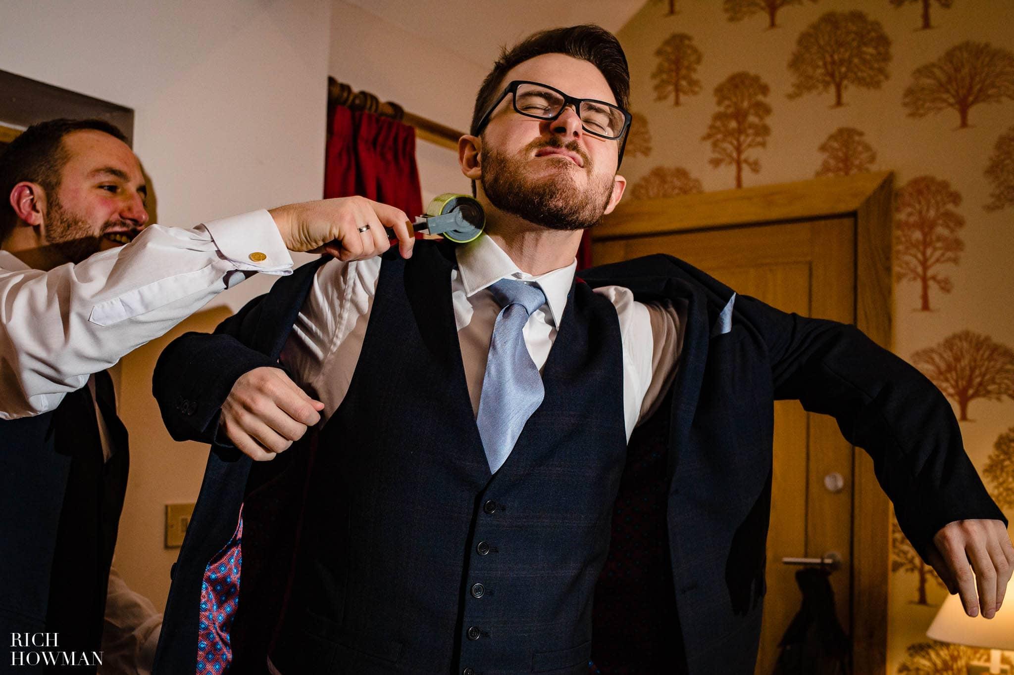 Mythe Barn Wedding Photographer Leicestershire 26