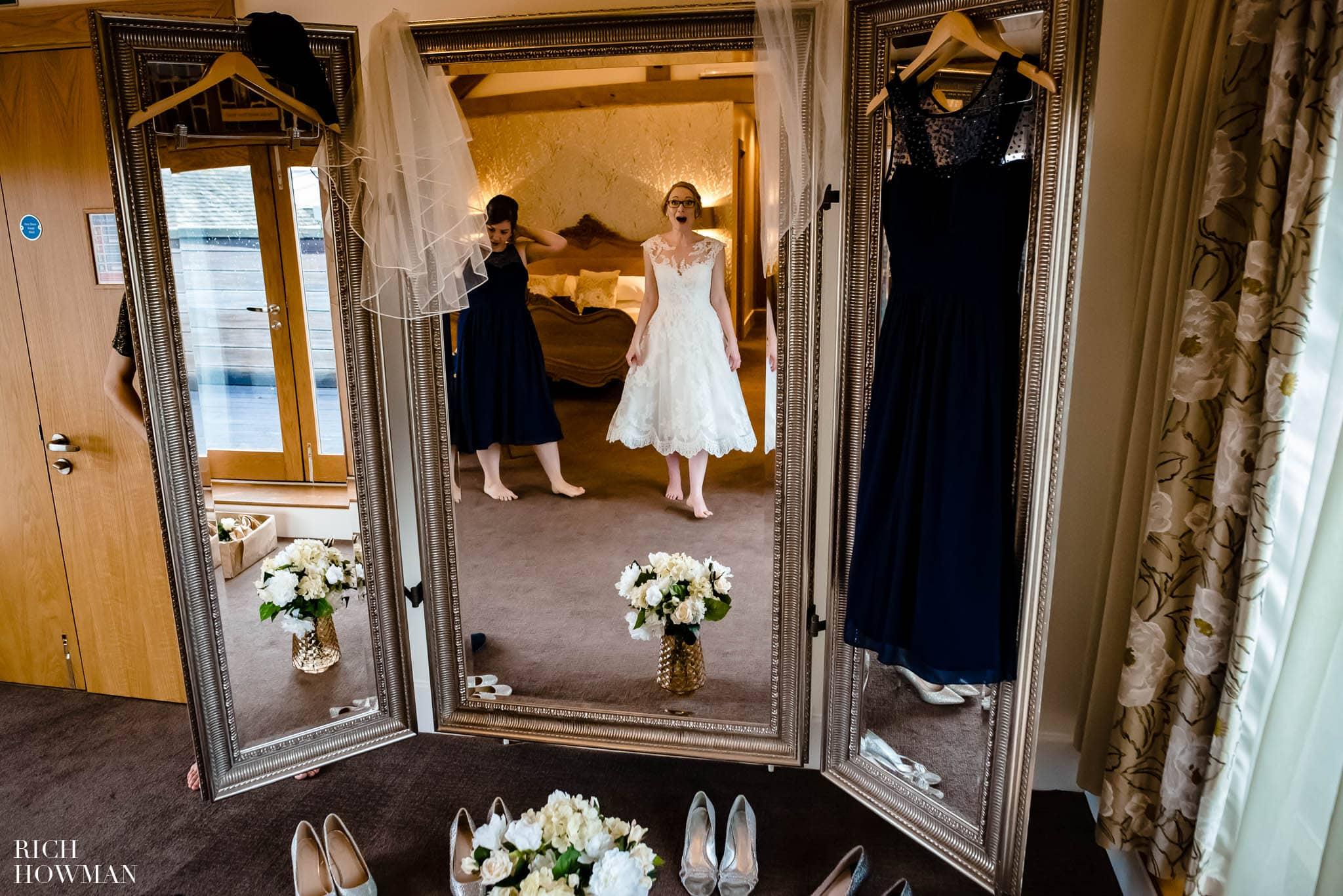 Mythe Barn Wedding Photographer Leicestershire 29