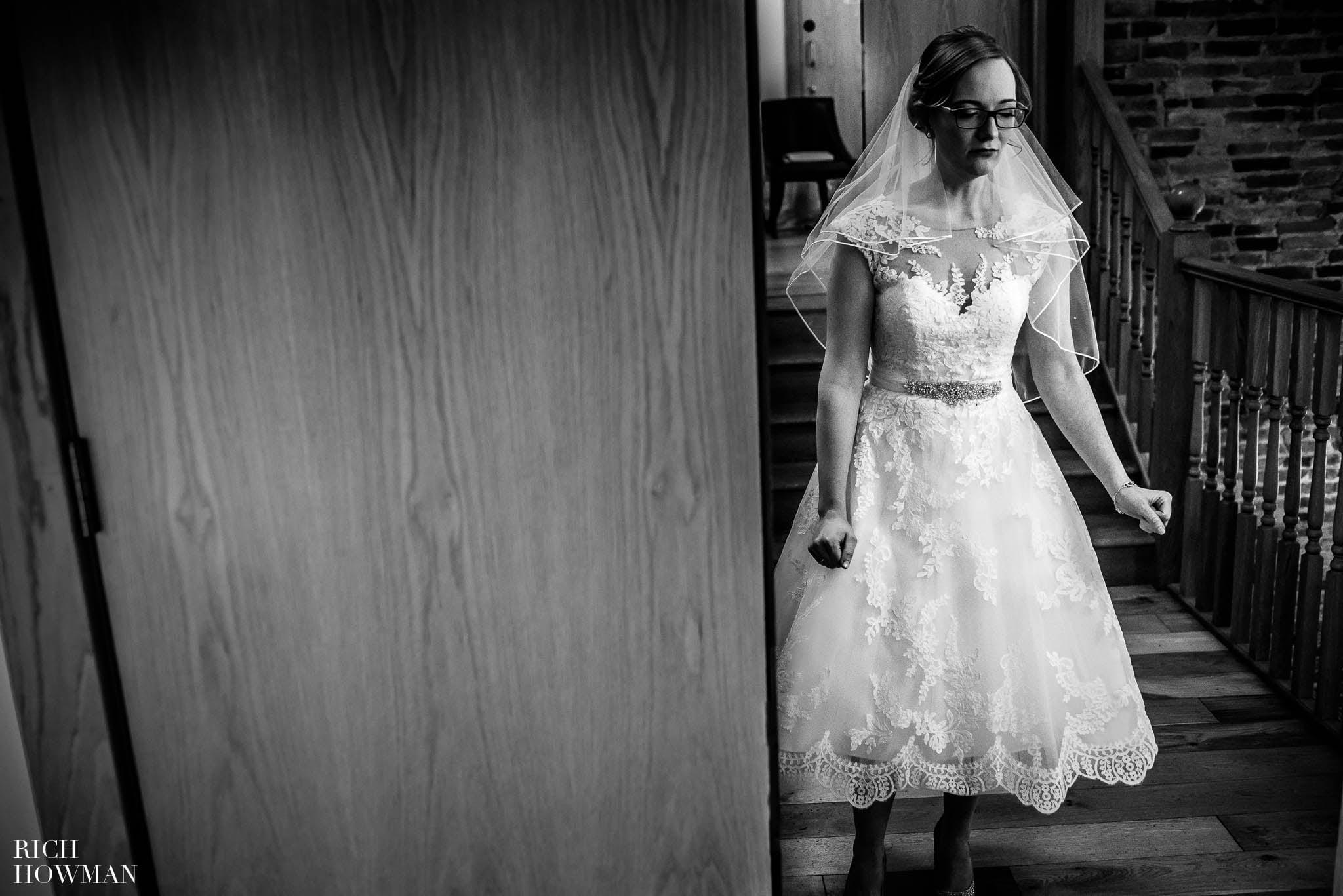 Mythe Barn Wedding Photographer Leicestershire 43