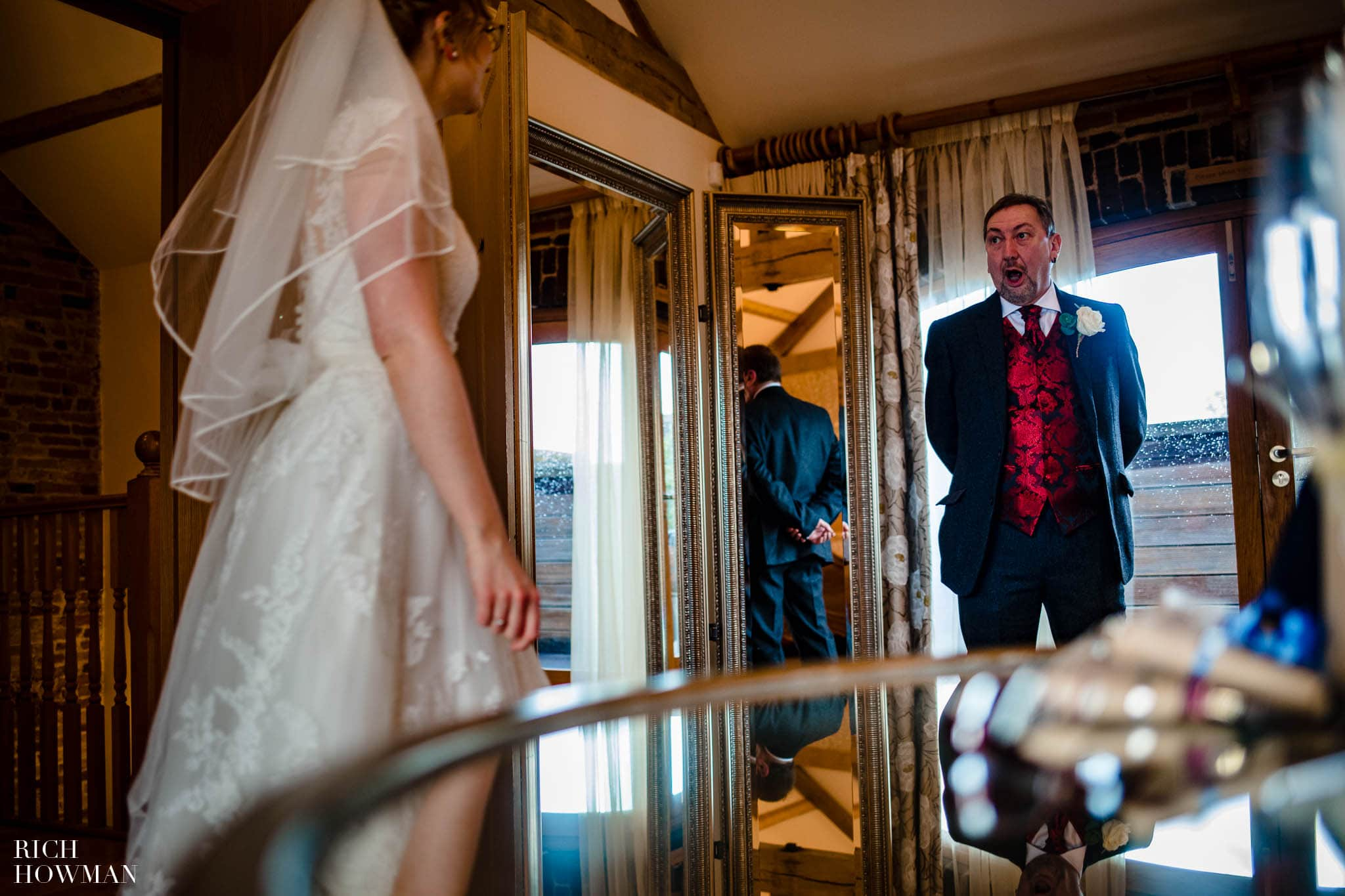 Mythe Barn Wedding Photographer Leicestershire 51