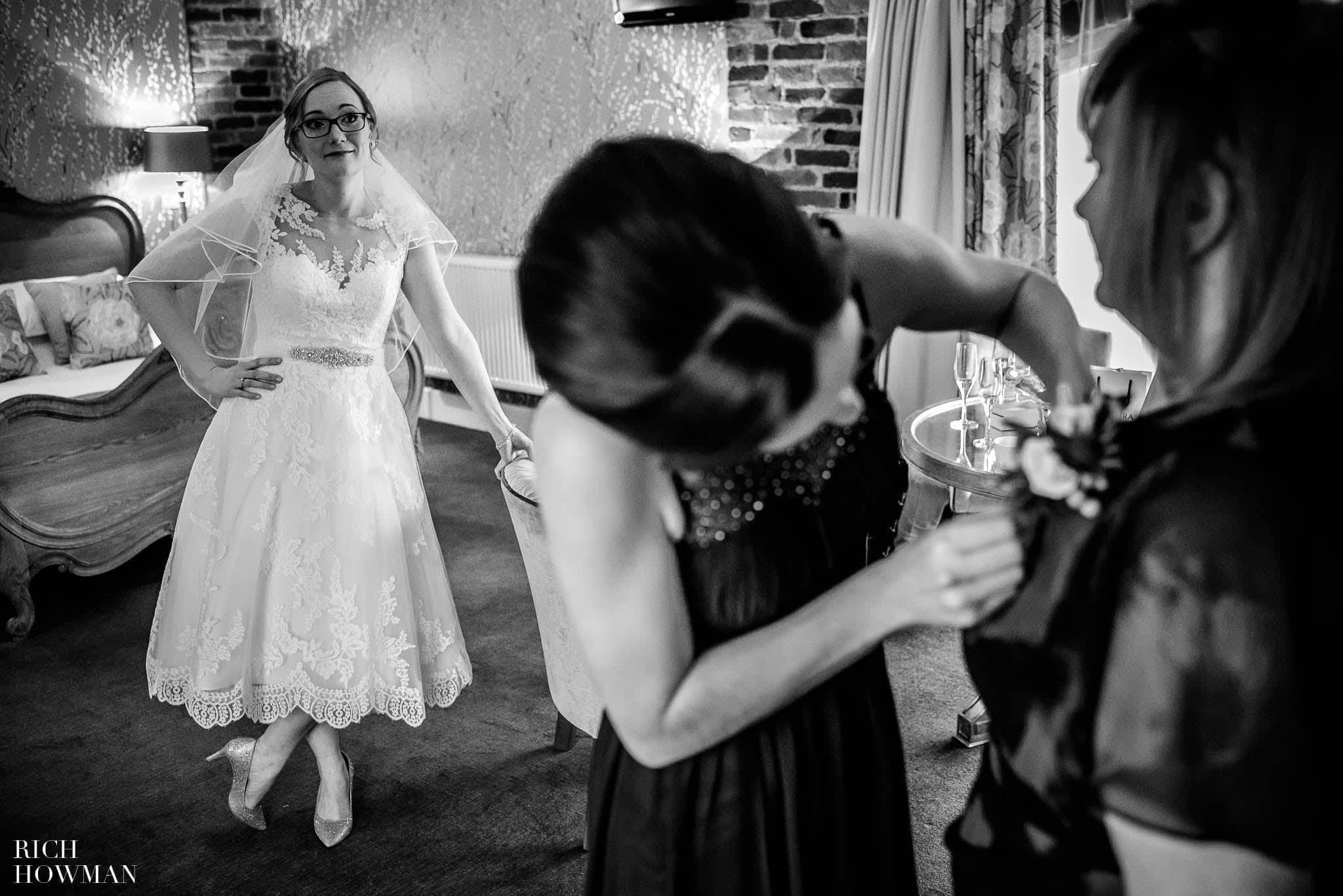 Mythe Barn Wedding Photographer Leicestershire 56