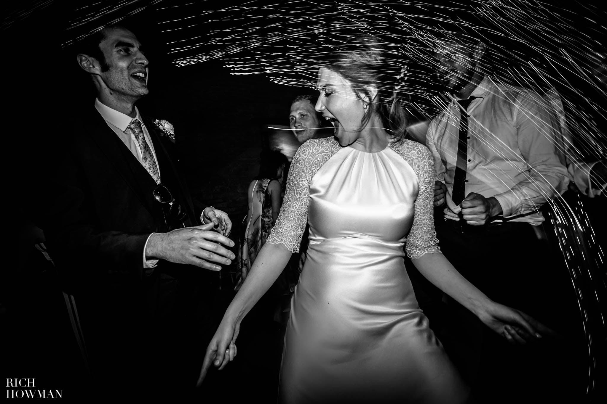 Great Tythe Barn Wedding in Tetbury 115