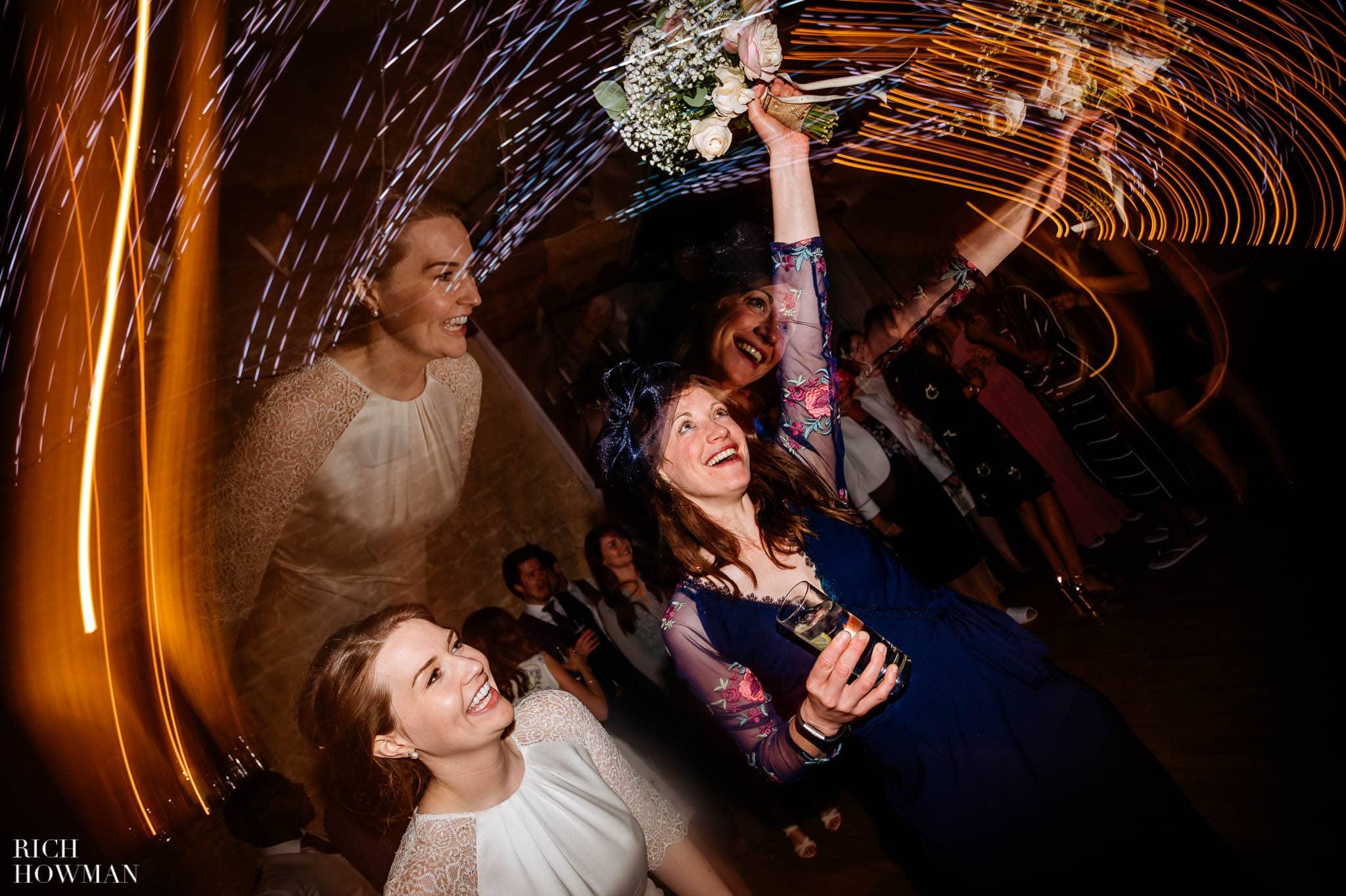 Great Tythe Barn Wedding in Tetbury 127