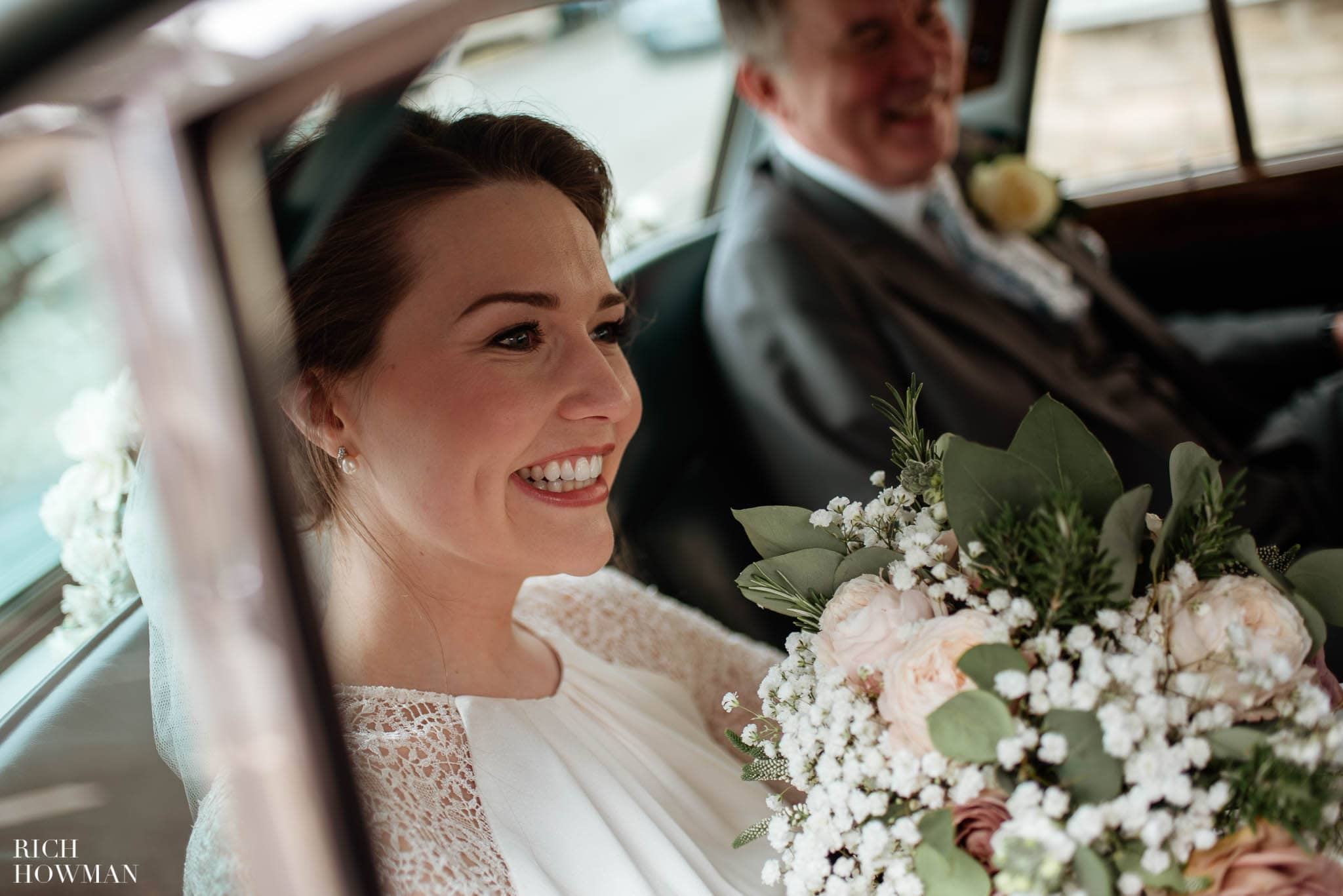 Great Tythe Barn Wedding in Tetbury 37