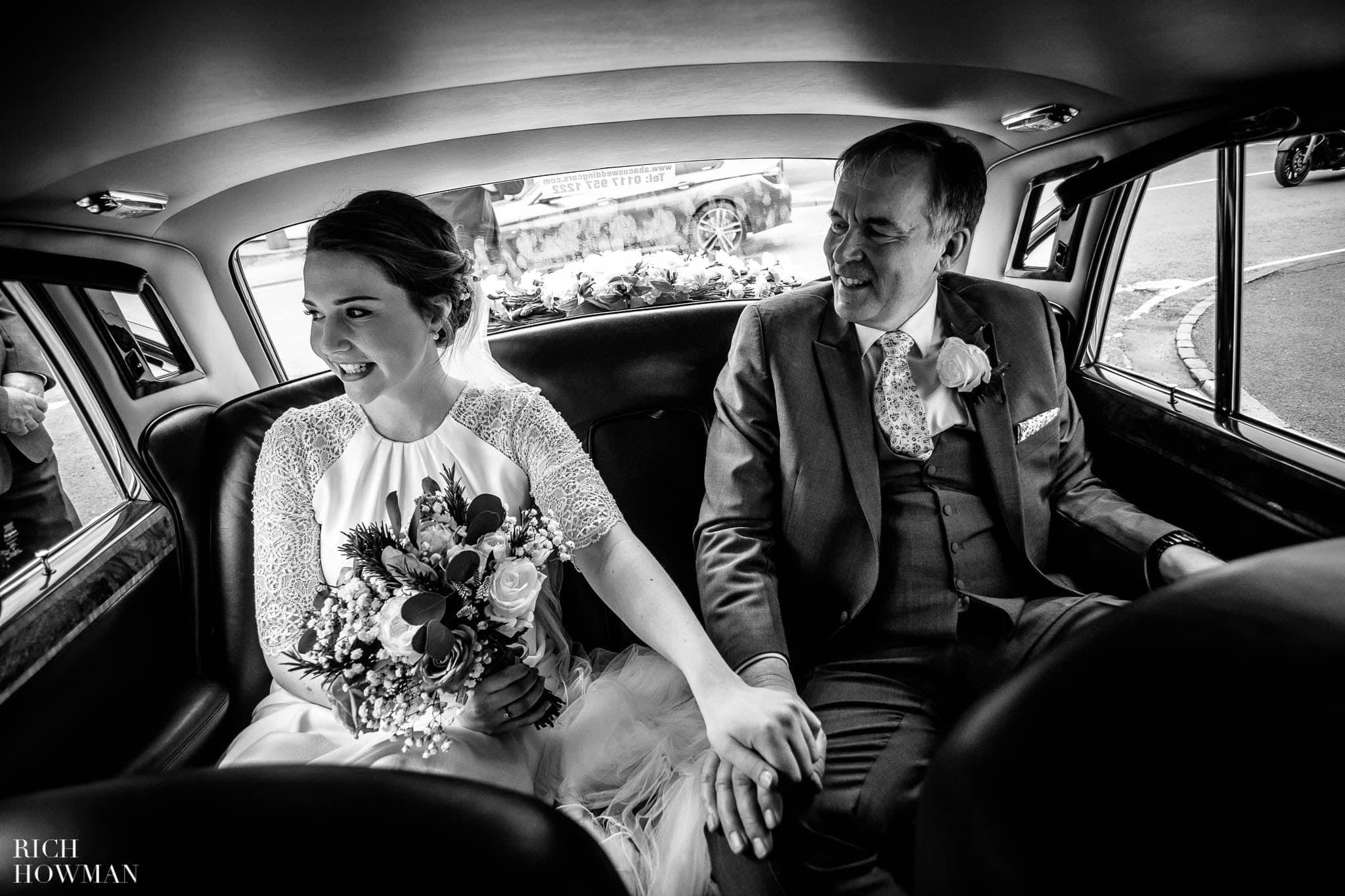 Great Tythe Barn Wedding in Tetbury 38