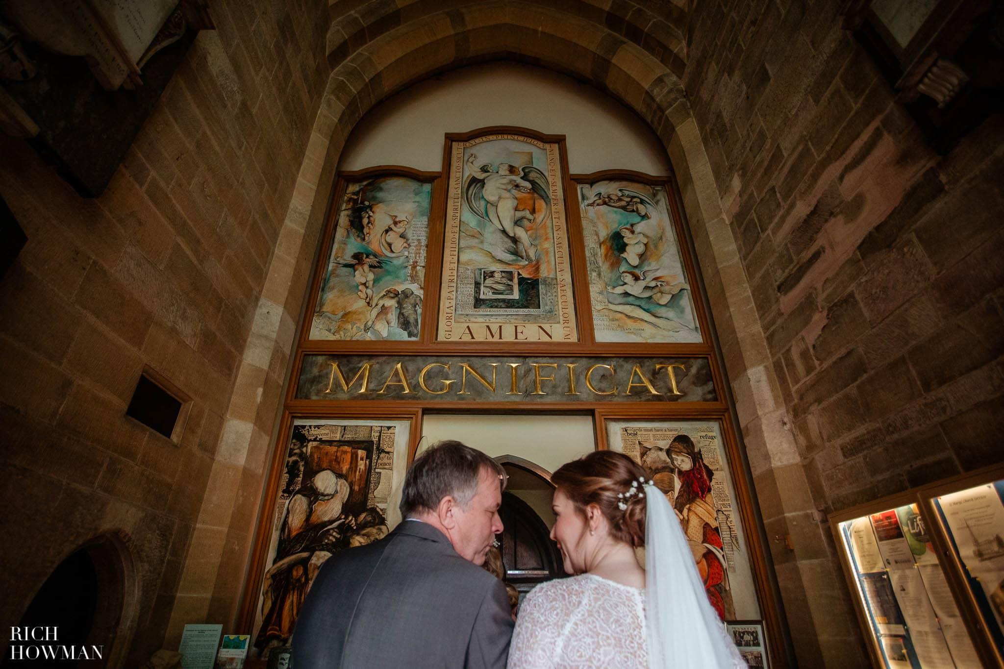 Great Tythe Barn Wedding in Tetbury 45