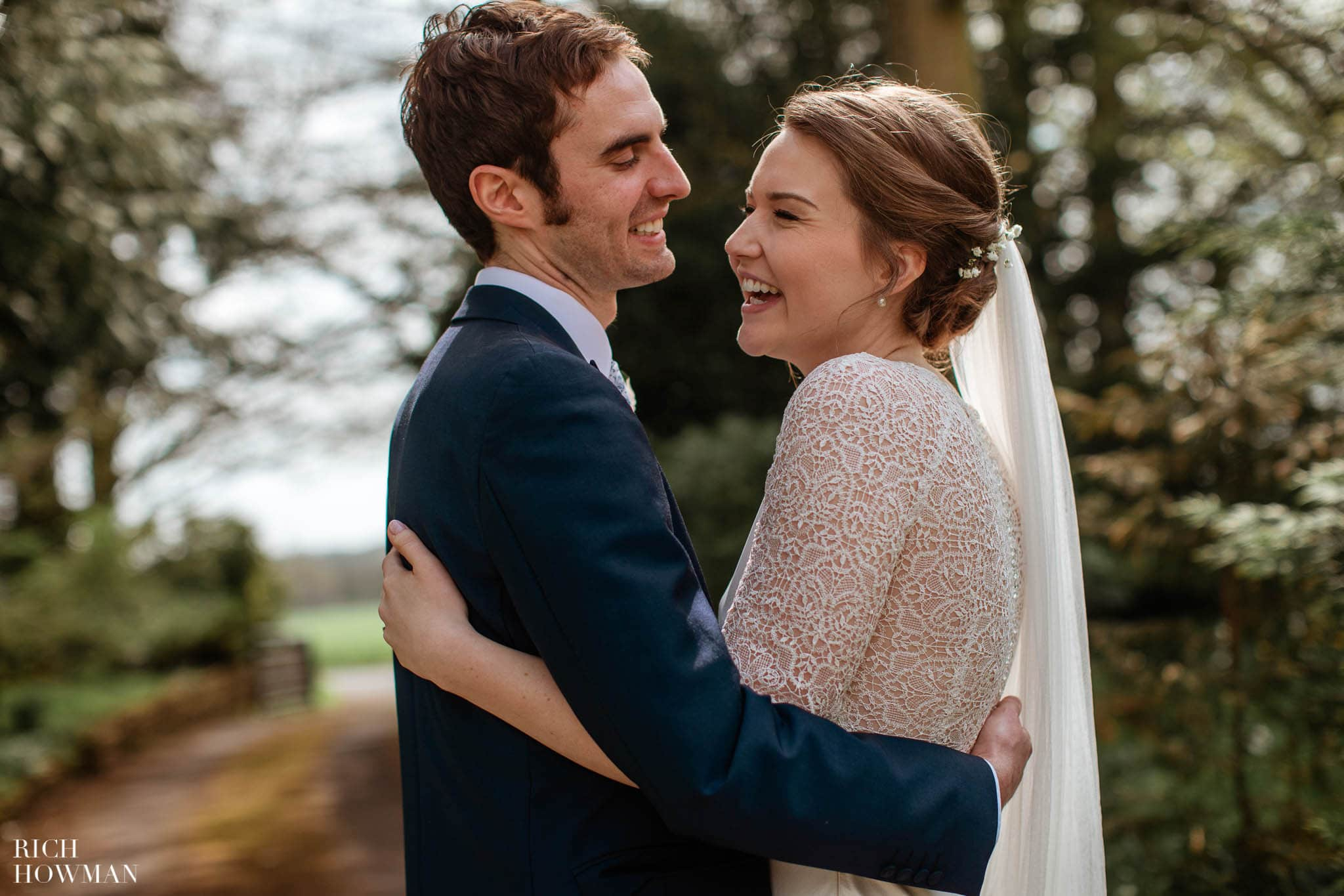 Great Tythe Barn Wedding in Tetbury 57