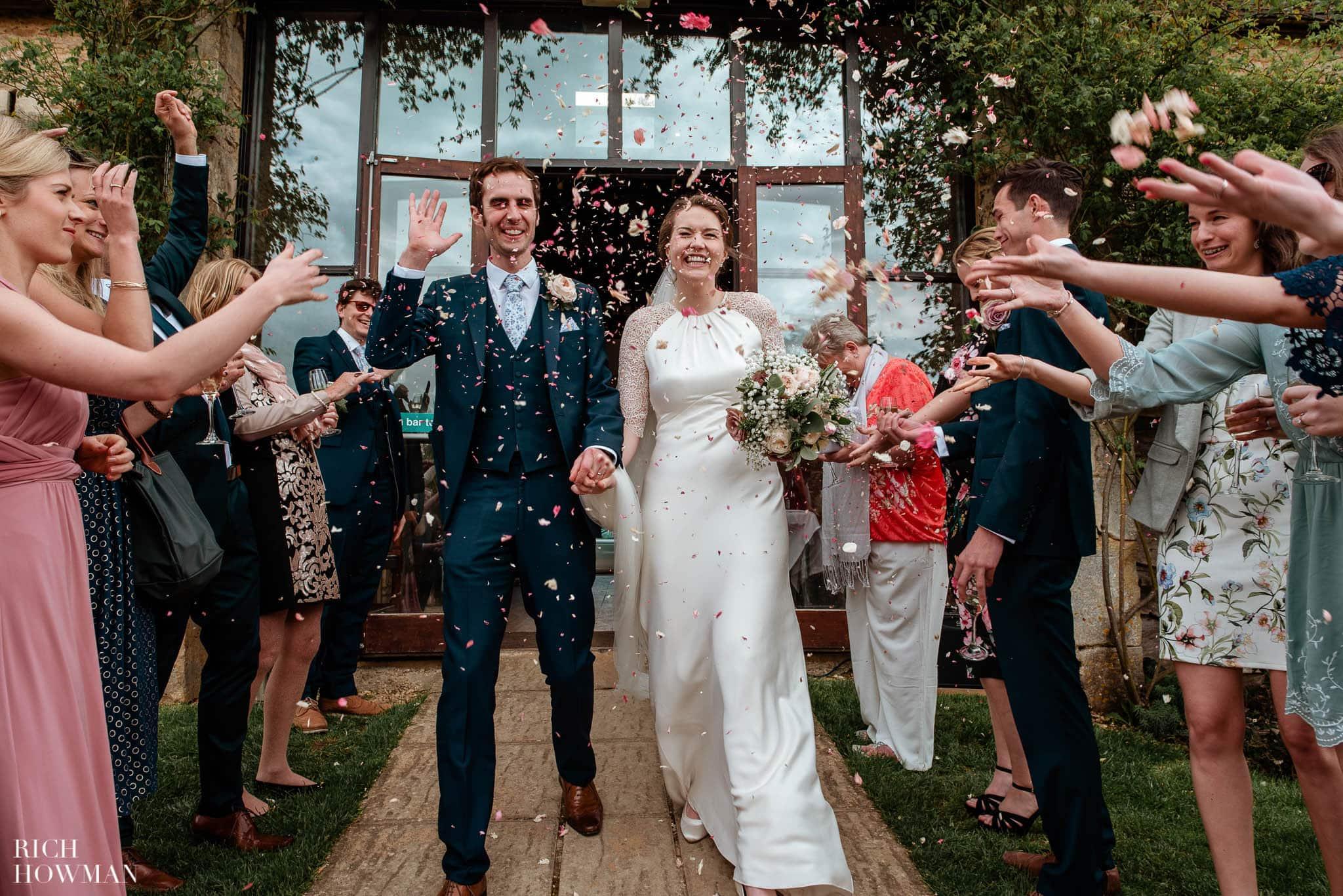 Great Tythe Barn Wedding in Tetbury 60