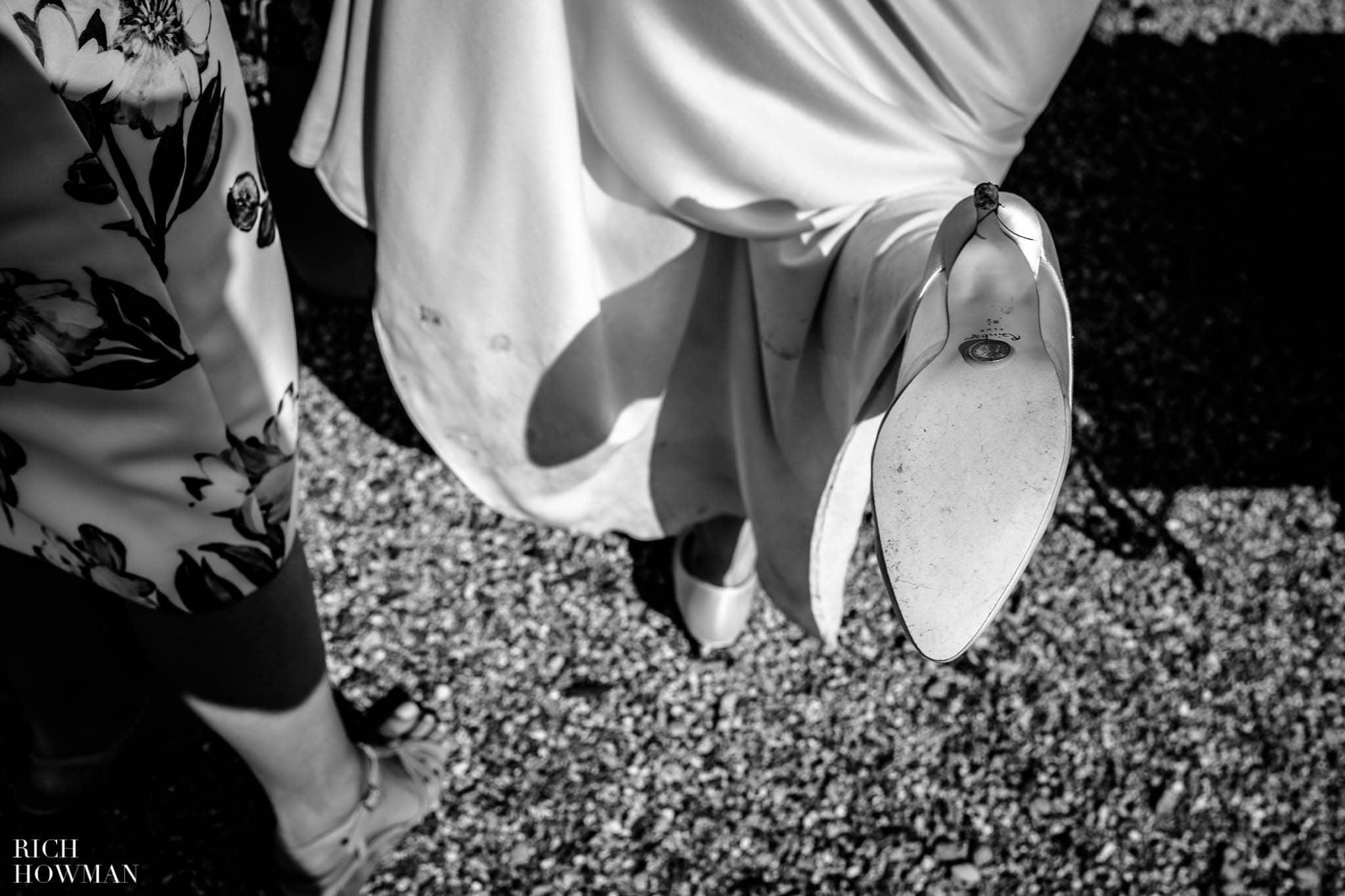 Great Tythe Barn Wedding in Tetbury 63
