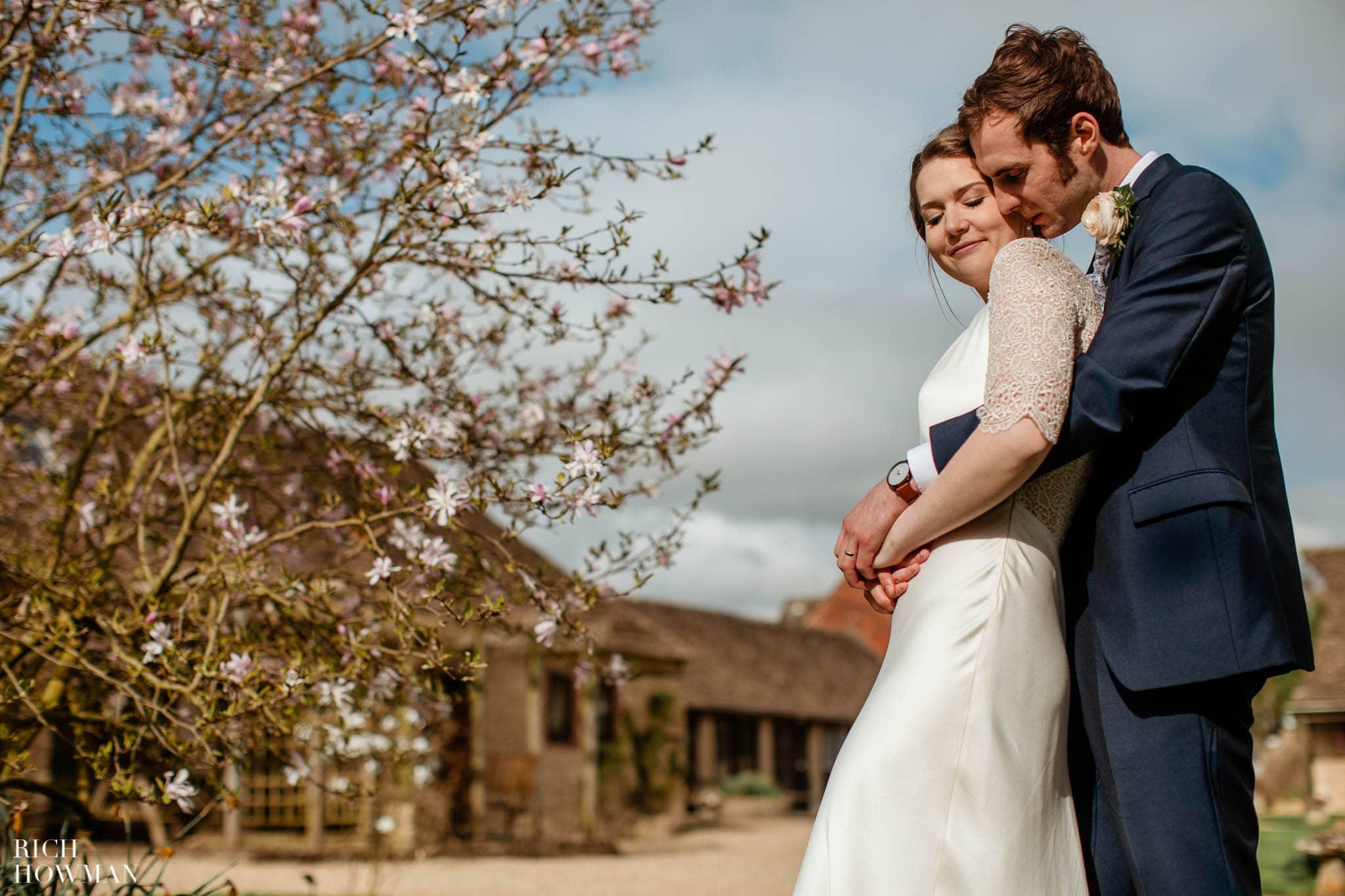 Great Tythe Barn Wedding in Tetbury 75
