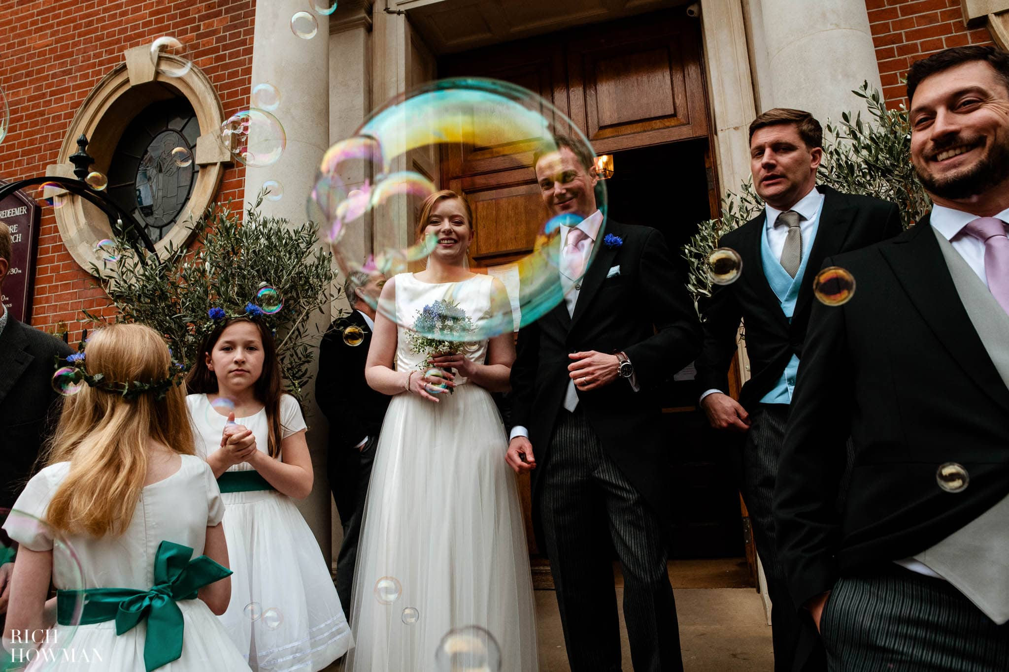 Savile Club Mayfair Wedding Photographer
