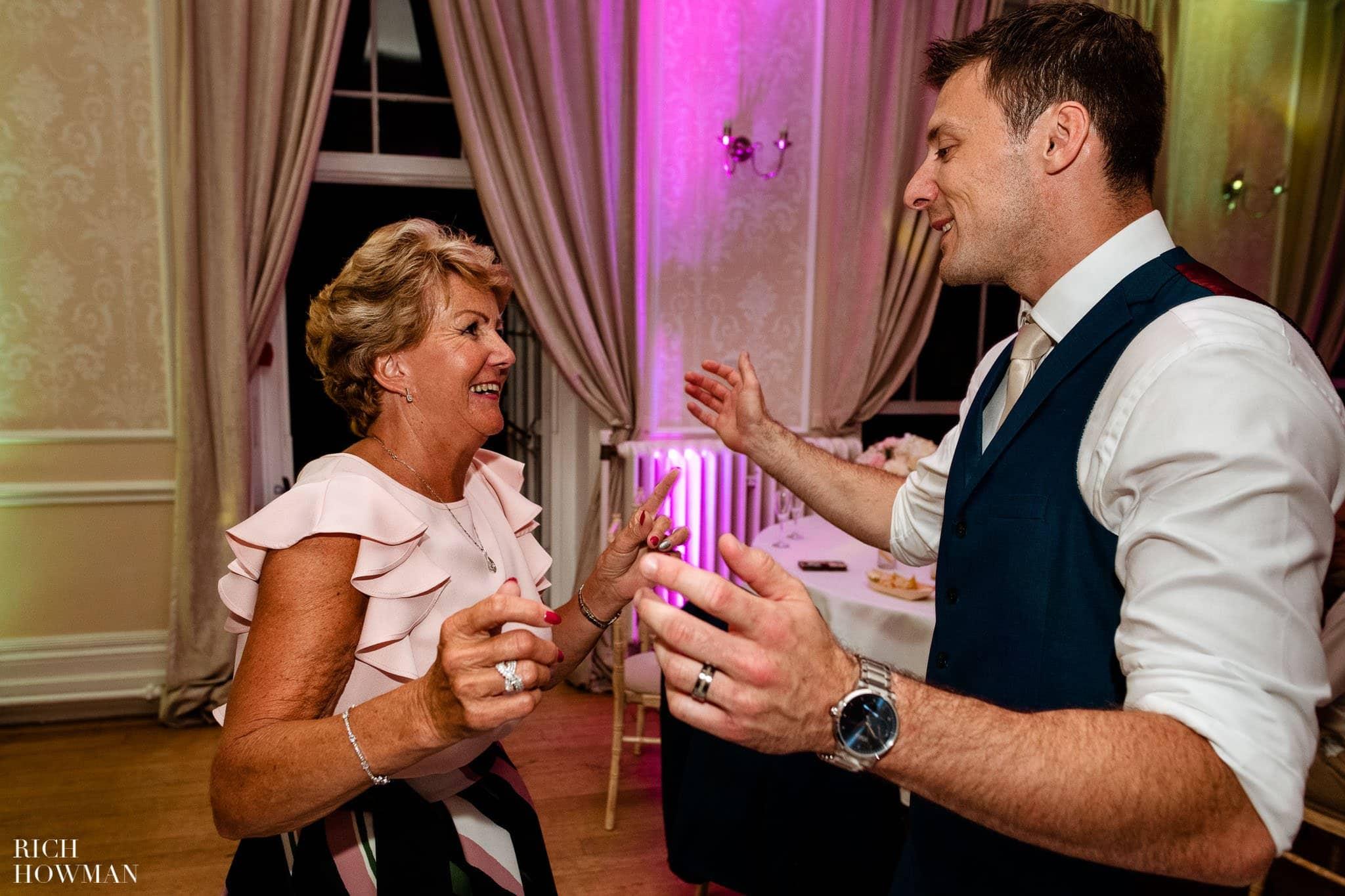 Eastington Park Wedding Photographer 114
