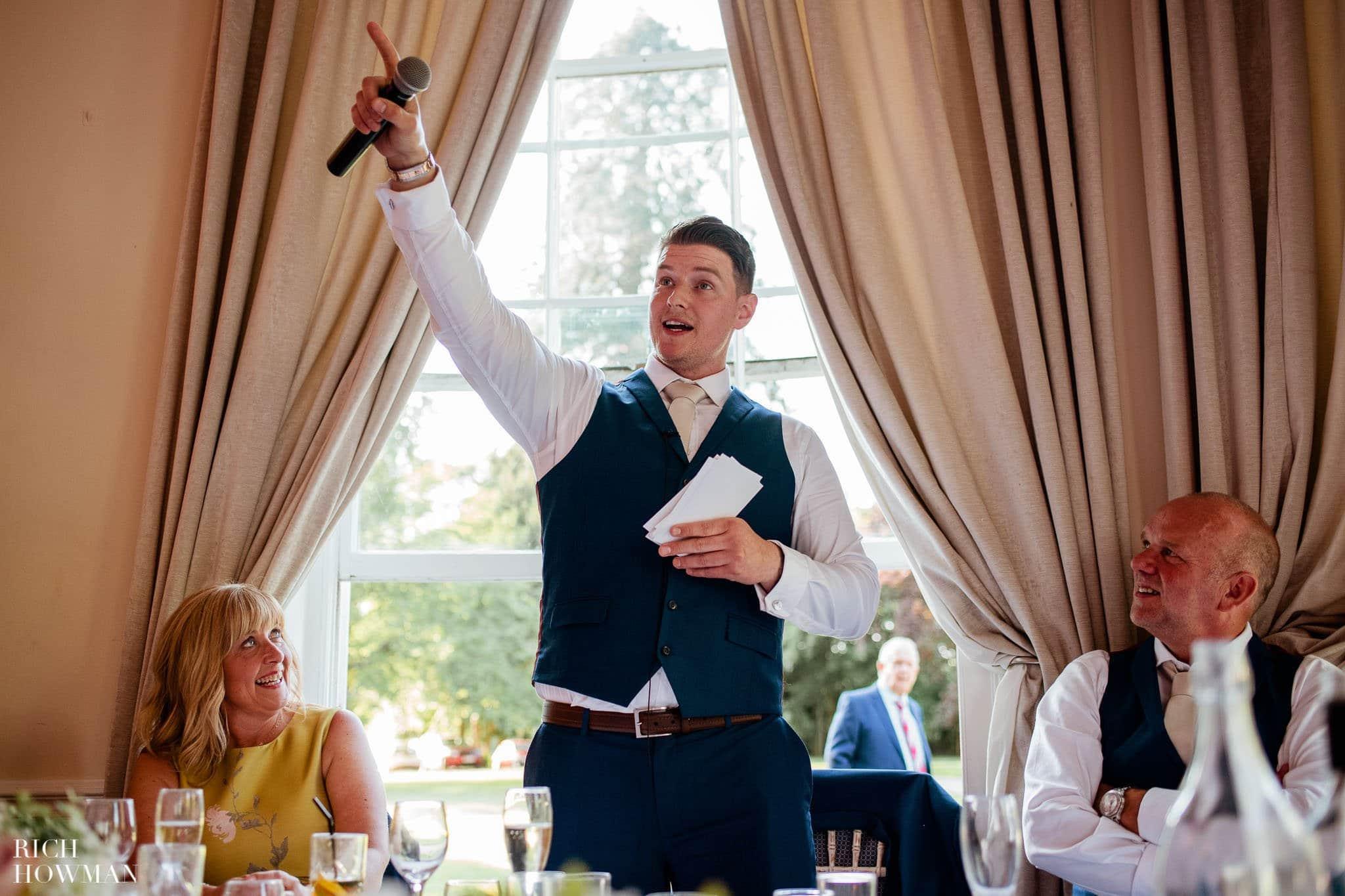 Eastington Park Wedding Photographer 84