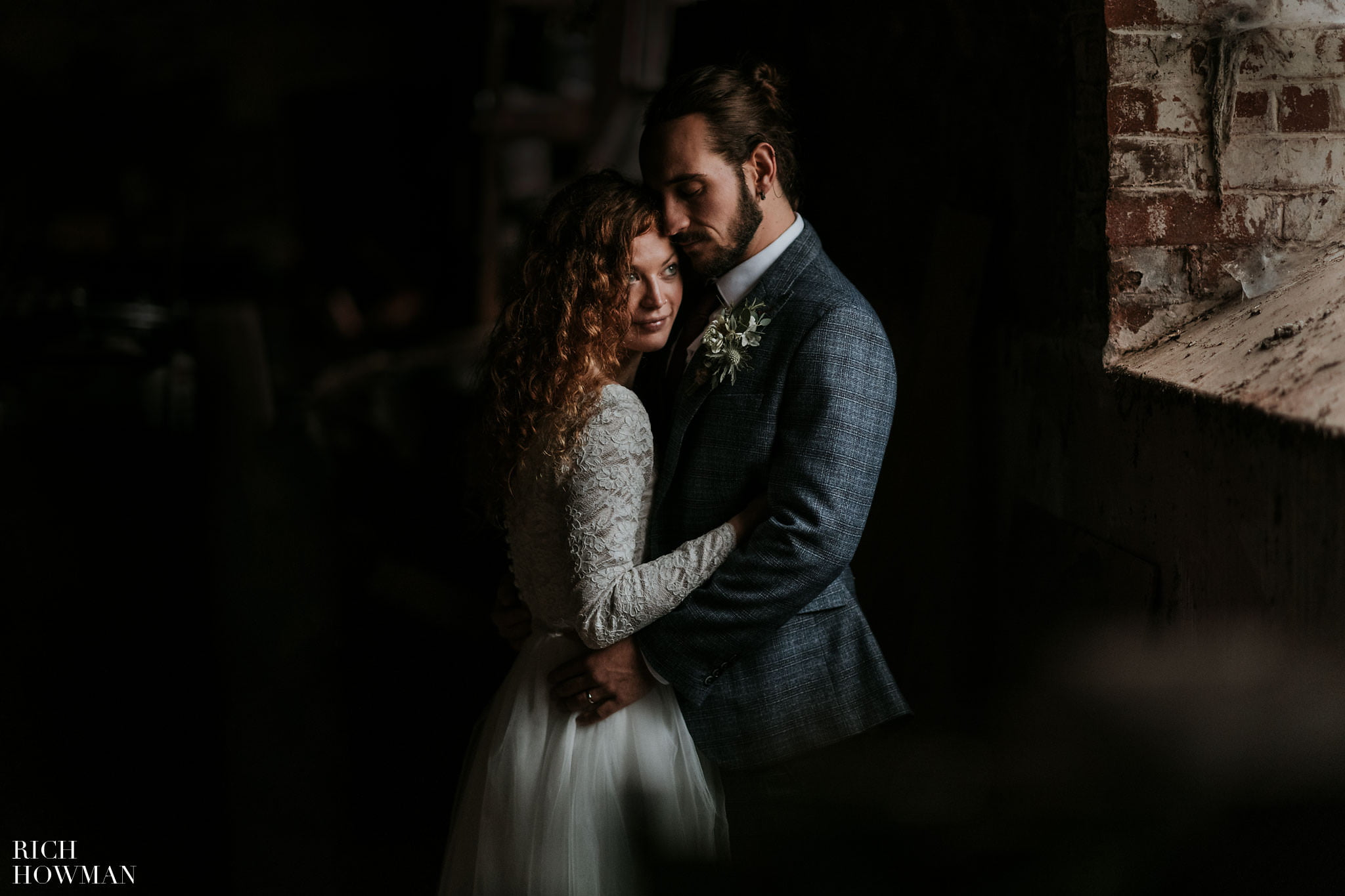 Autumn Wedding at Huntstile Farm