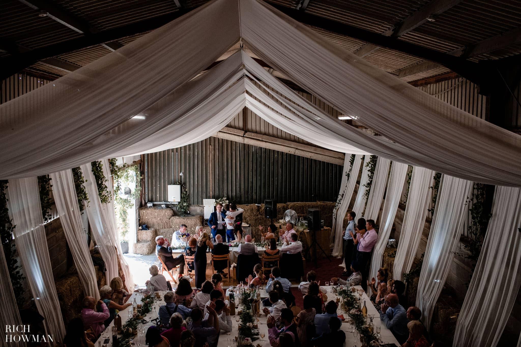 Bath Guildhall Wedding | Gloucestershire Farm Reception 133