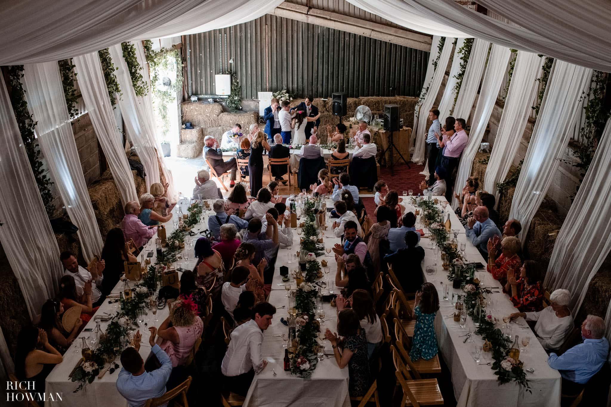 Bath Guildhall Wedding | Gloucestershire Farm Reception 137