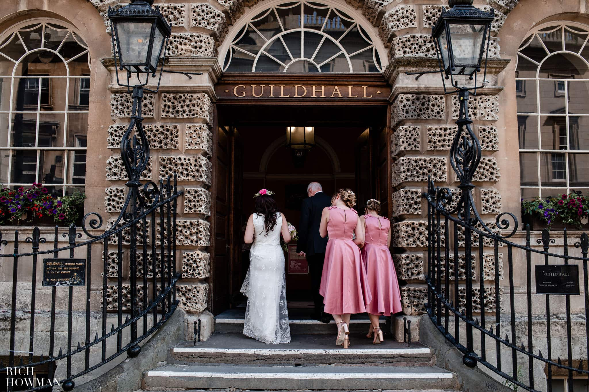 Bath Guildhall Wedding | Gloucestershire Farm Reception 46