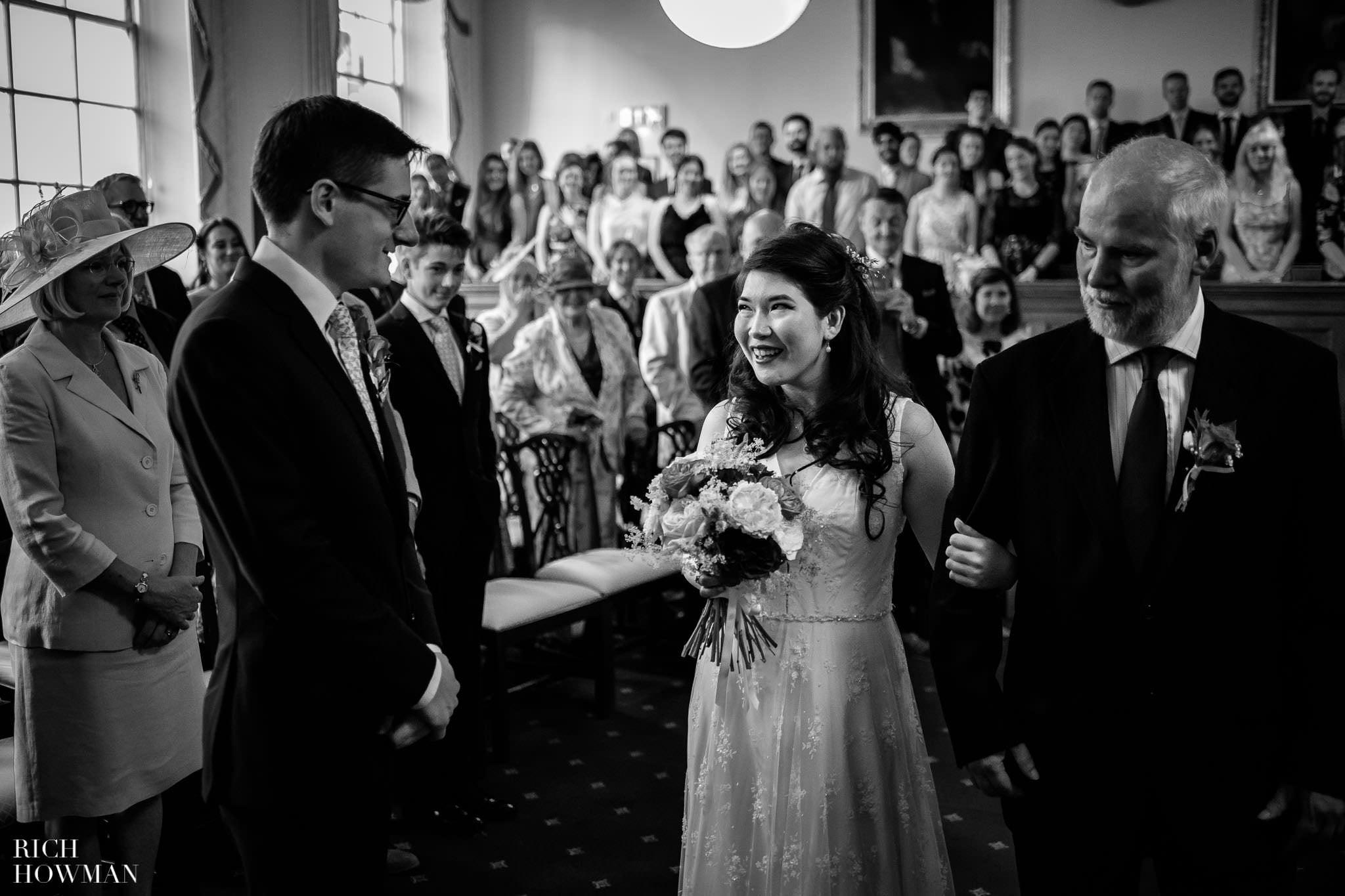 Bath Guildhall Wedding | Gloucestershire Farm Reception 61