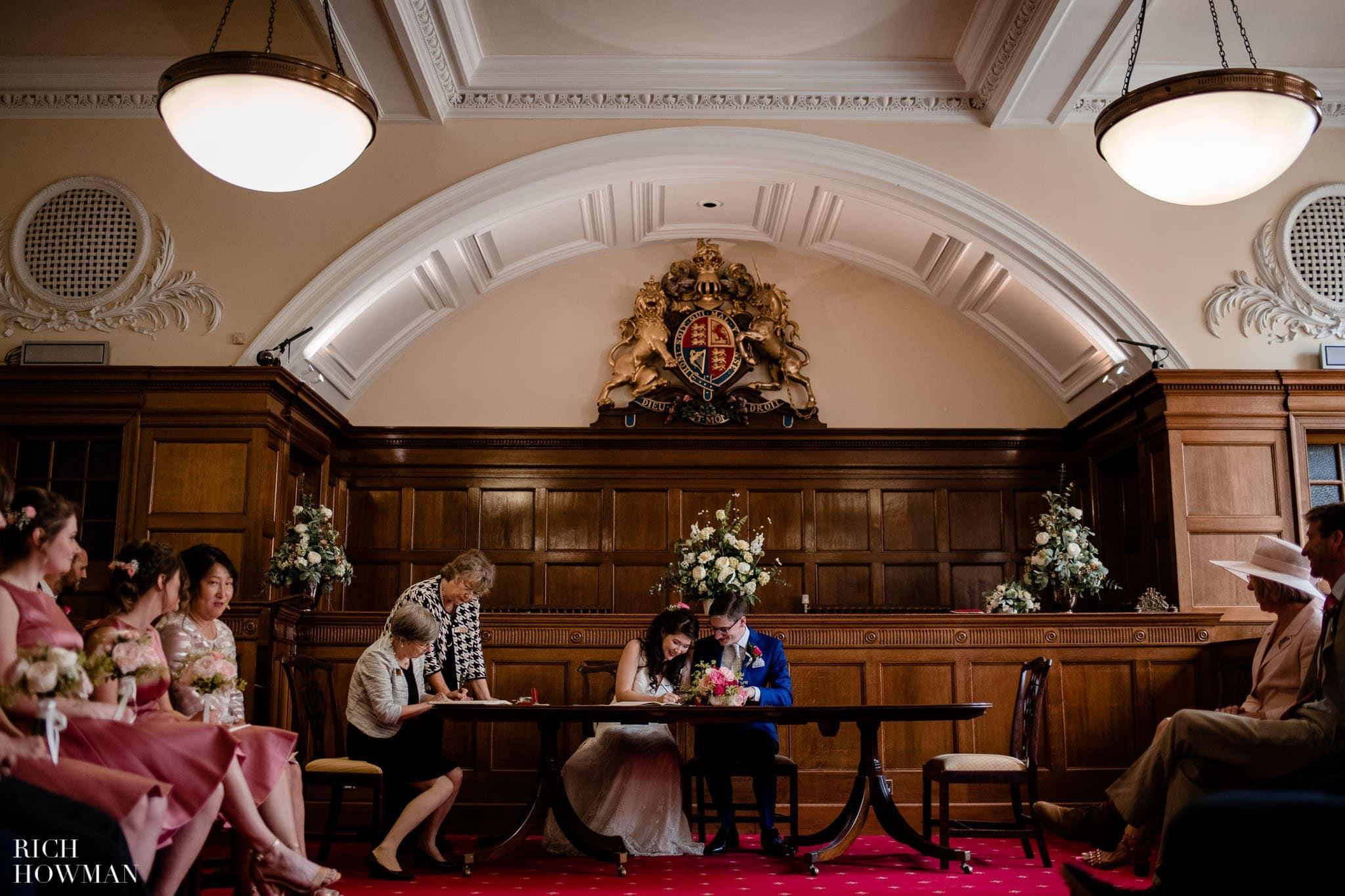 Bath Guildhall Wedding | Gloucestershire Farm Reception 73