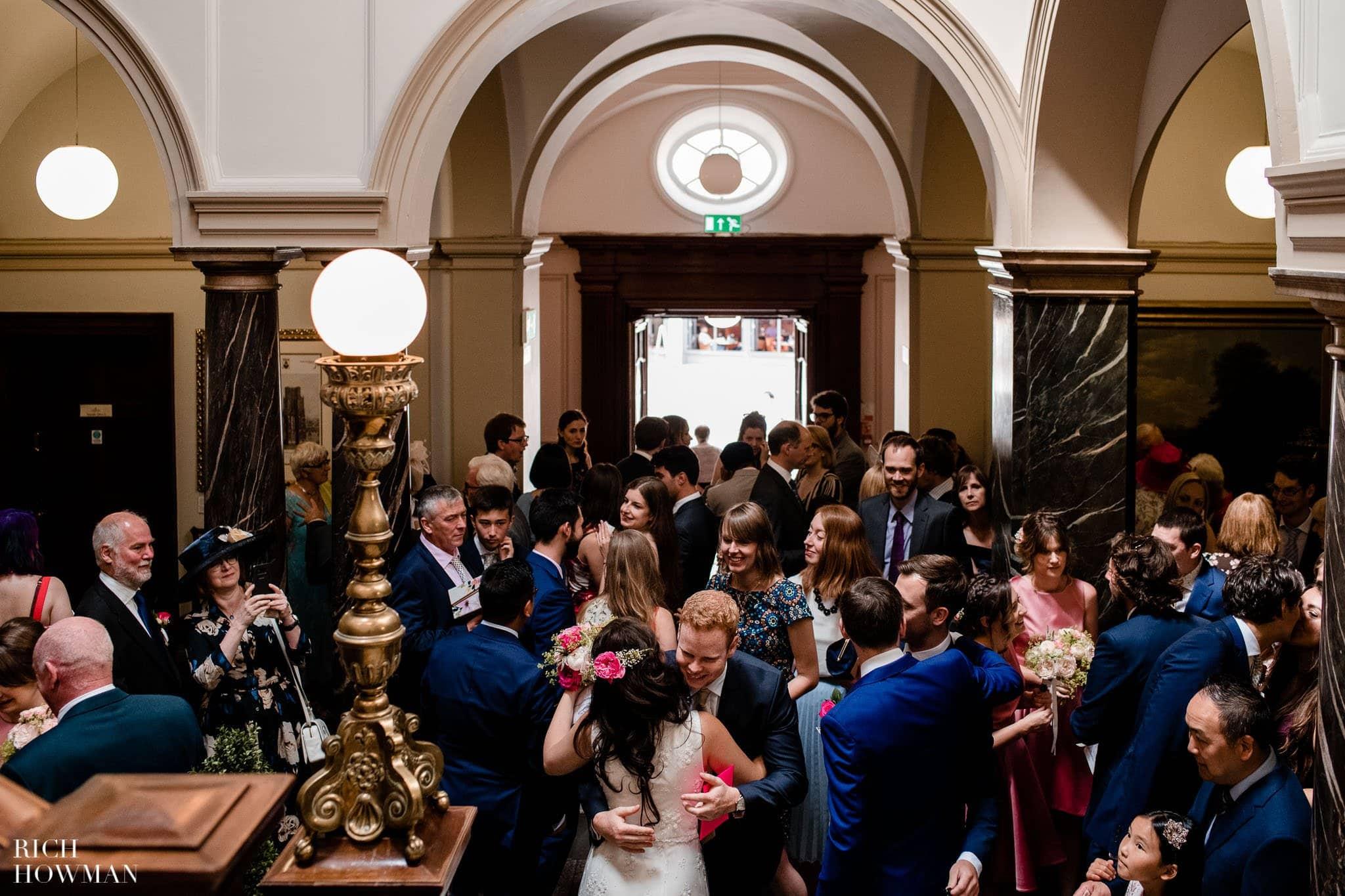 Bath Guildhall Wedding | Gloucestershire Farm Reception 76