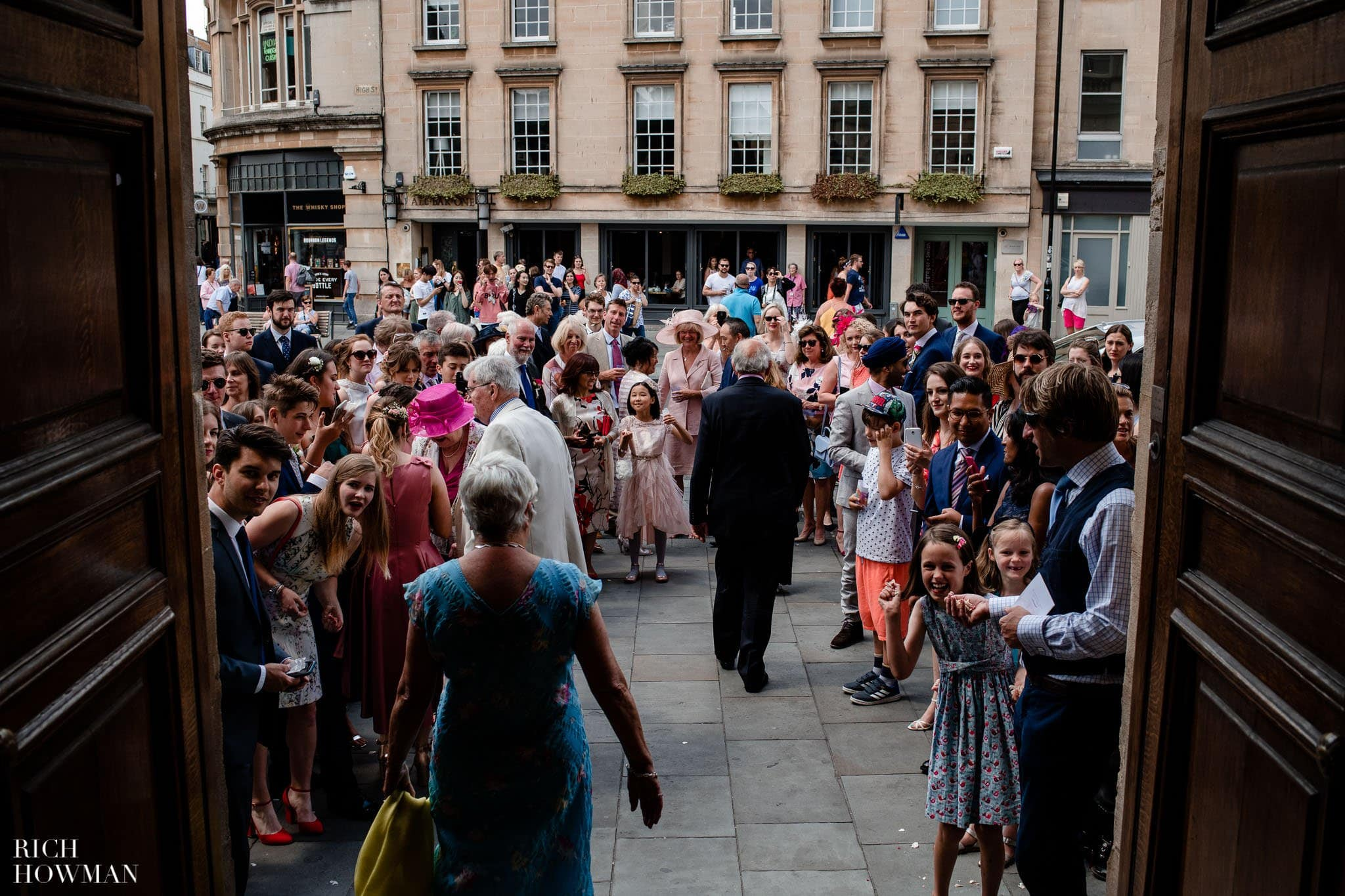 Bath Guildhall Wedding | Gloucestershire Farm Reception 81