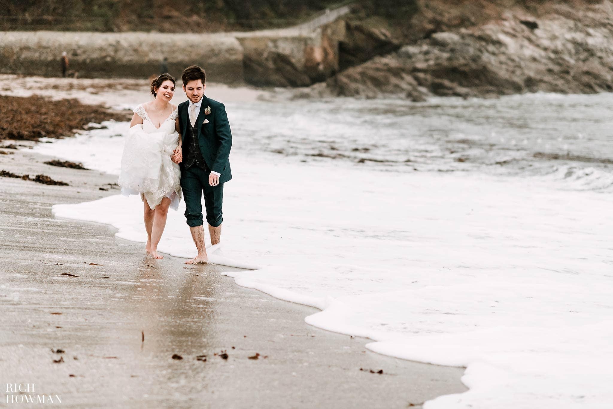 Falmouth Merchants Manor Hotel & Beach Wedding photos 6