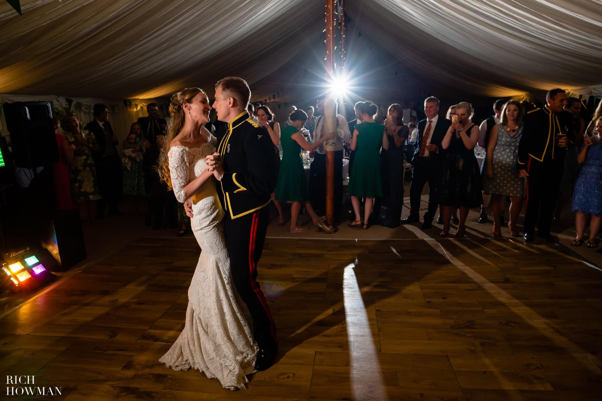 Military Wedding Photographers 563