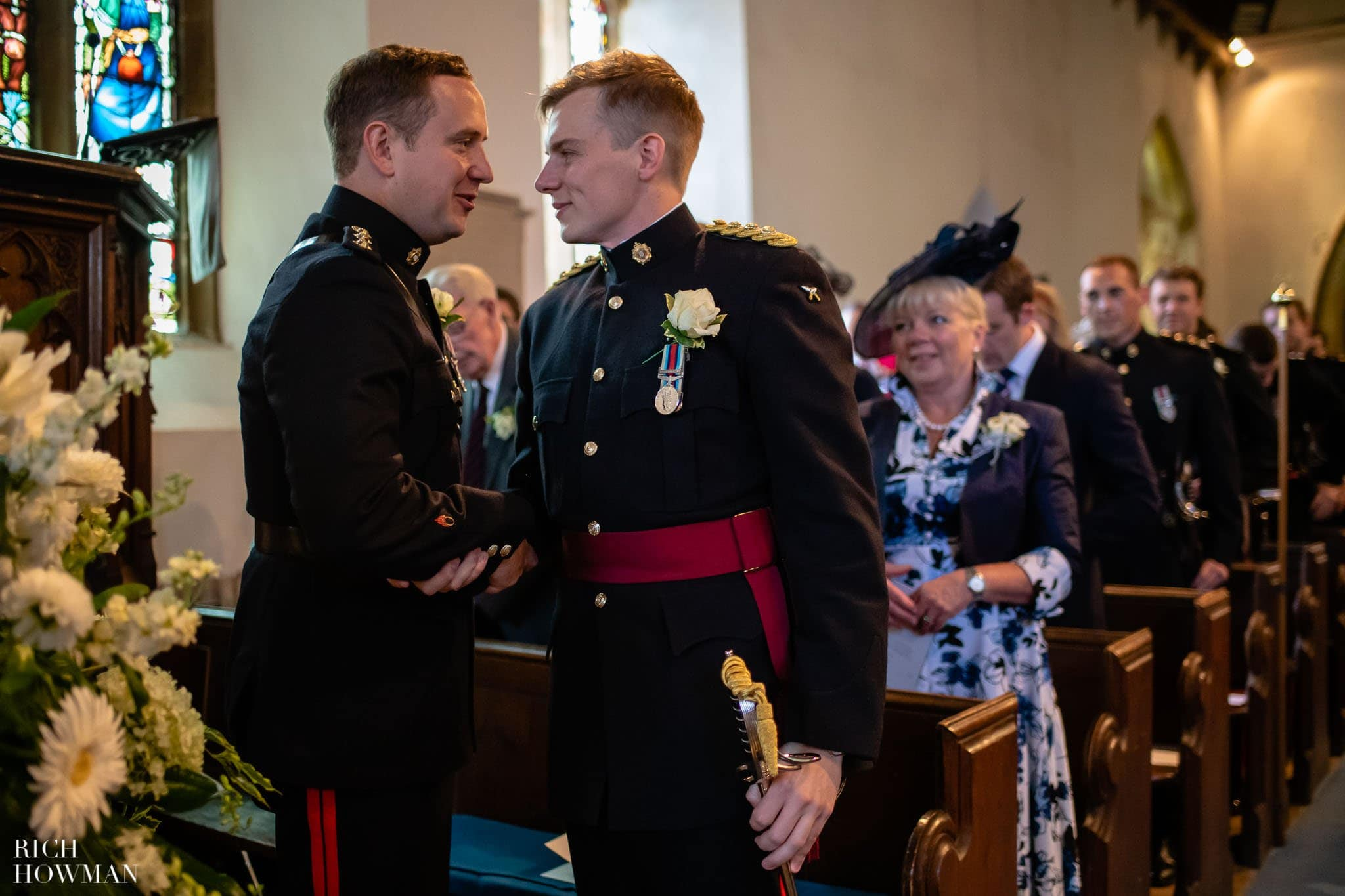 Military Wedding Photographers 62