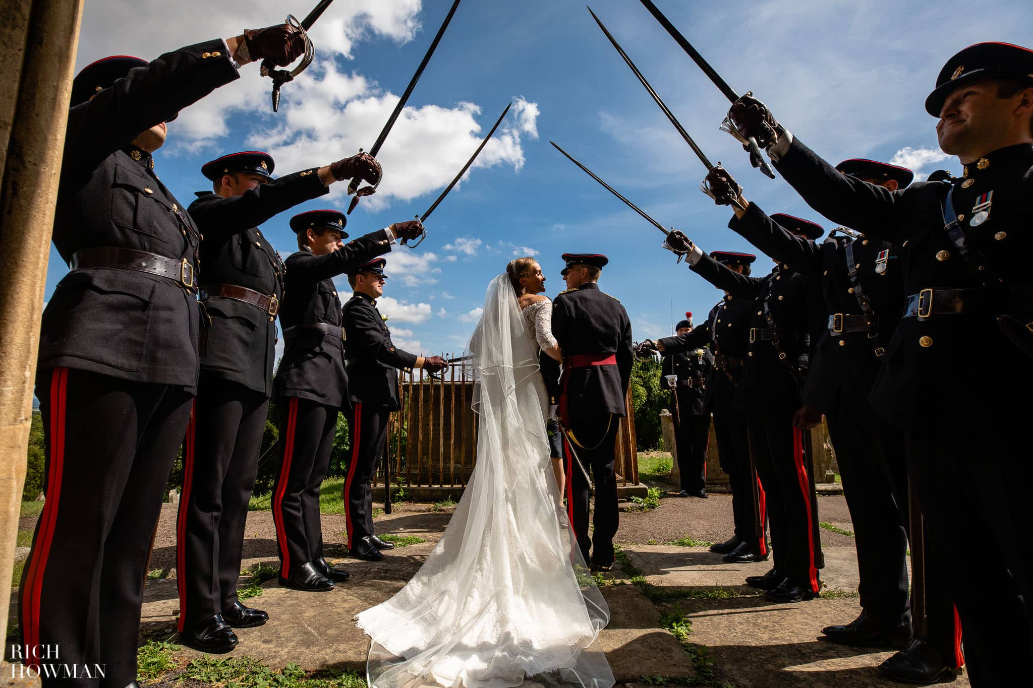 Military Wedding Photographers 493