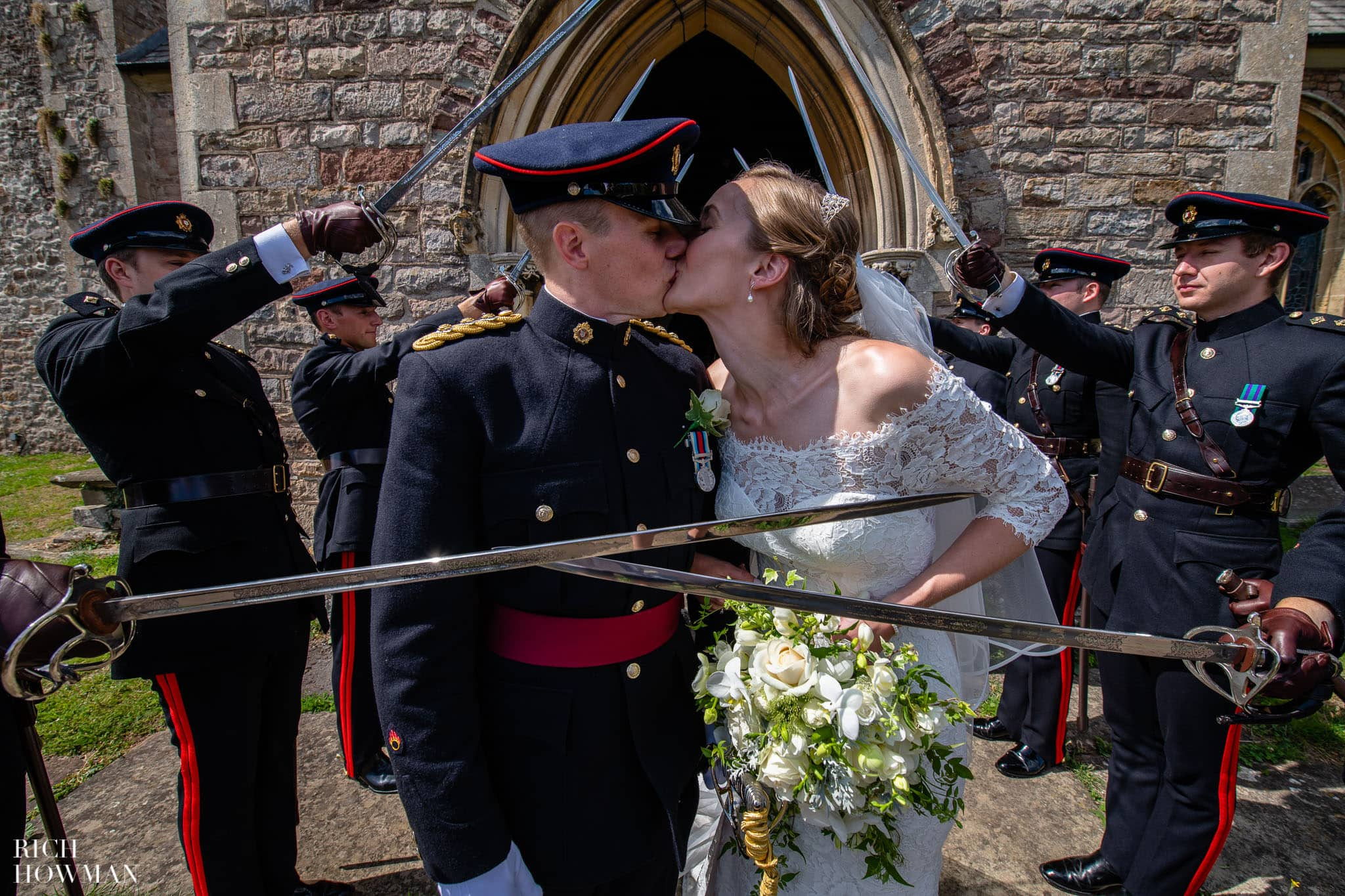 Military Wedding Photographers 80