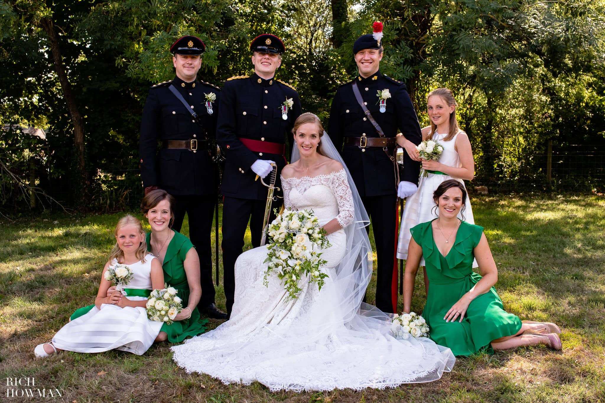 Military Wedding Photographers 98