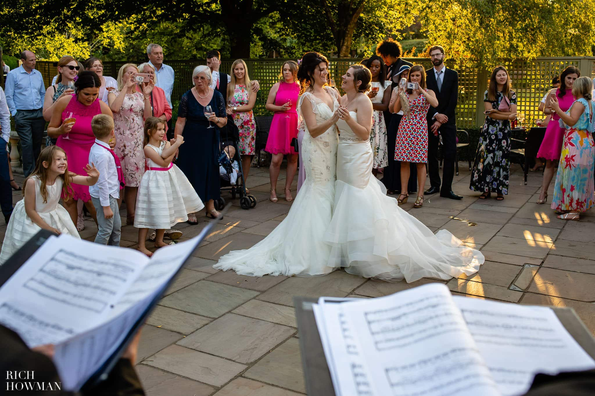 Moddershall Oaks Wedding Photographers 344