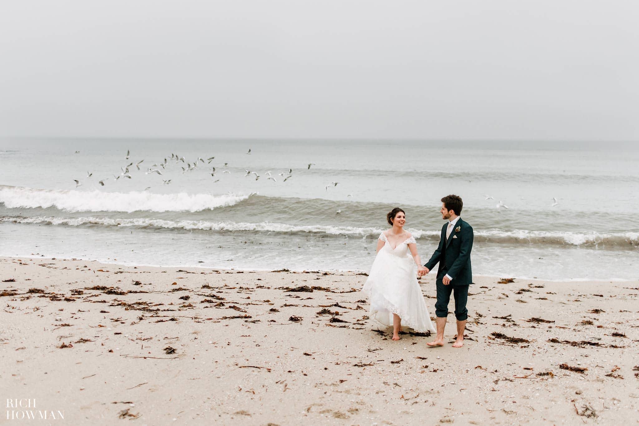 Falmouth Merchants Manor Hotel & Beach Wedding photos 8