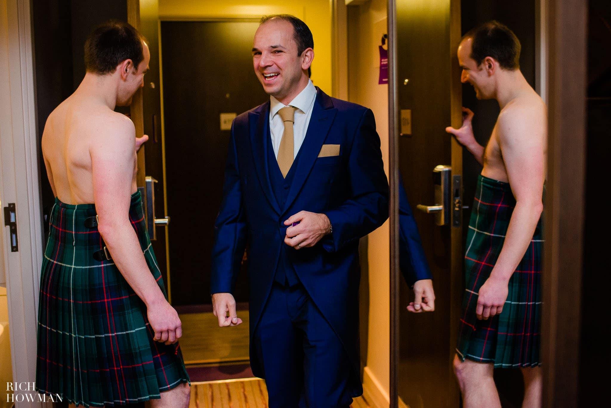 Lillibrooke Manor Photographers - Christmas Wedding 11